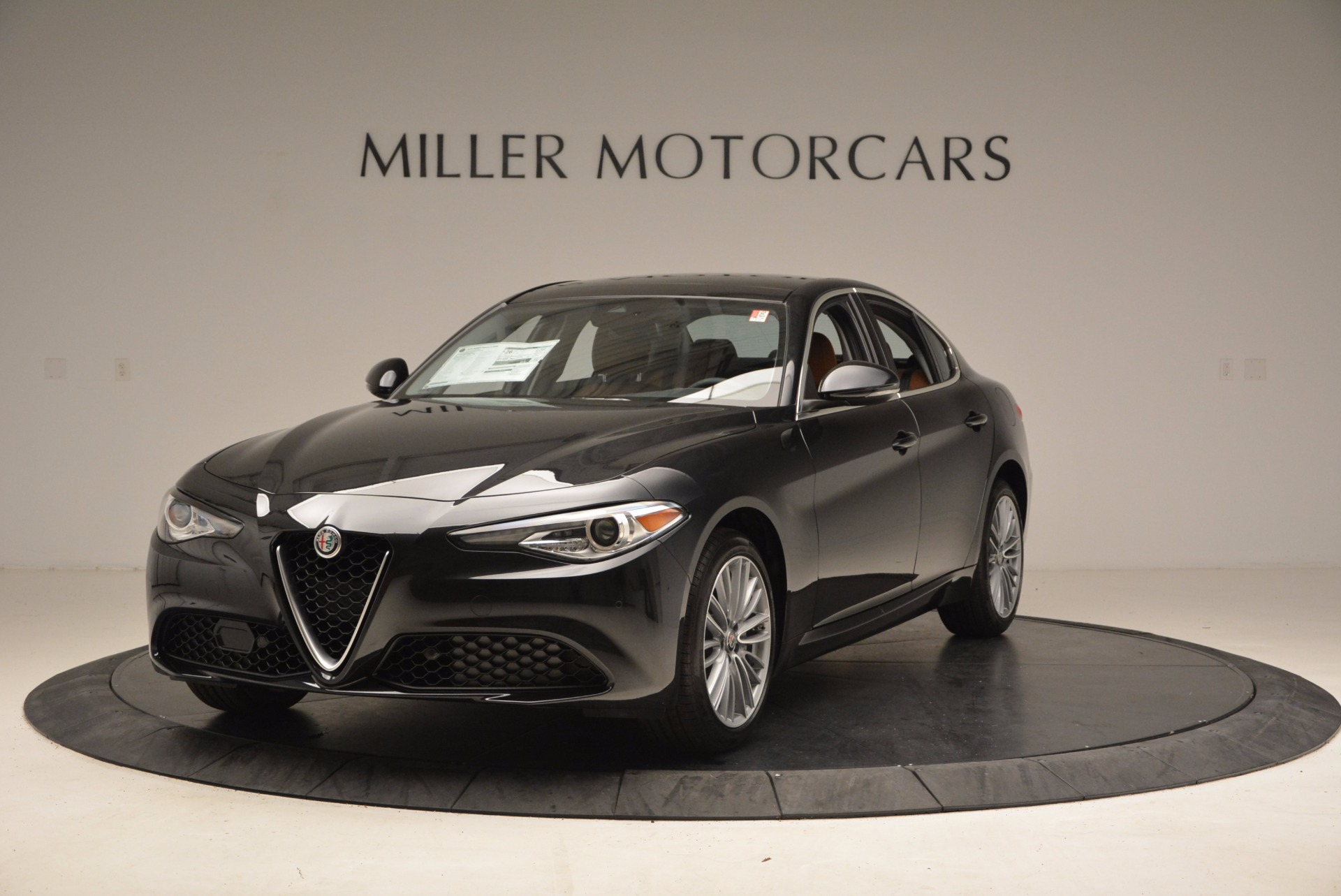 New 2017 Alfa Romeo Giulia Ti Lusso Q4 For Sale In Greenwich, CT