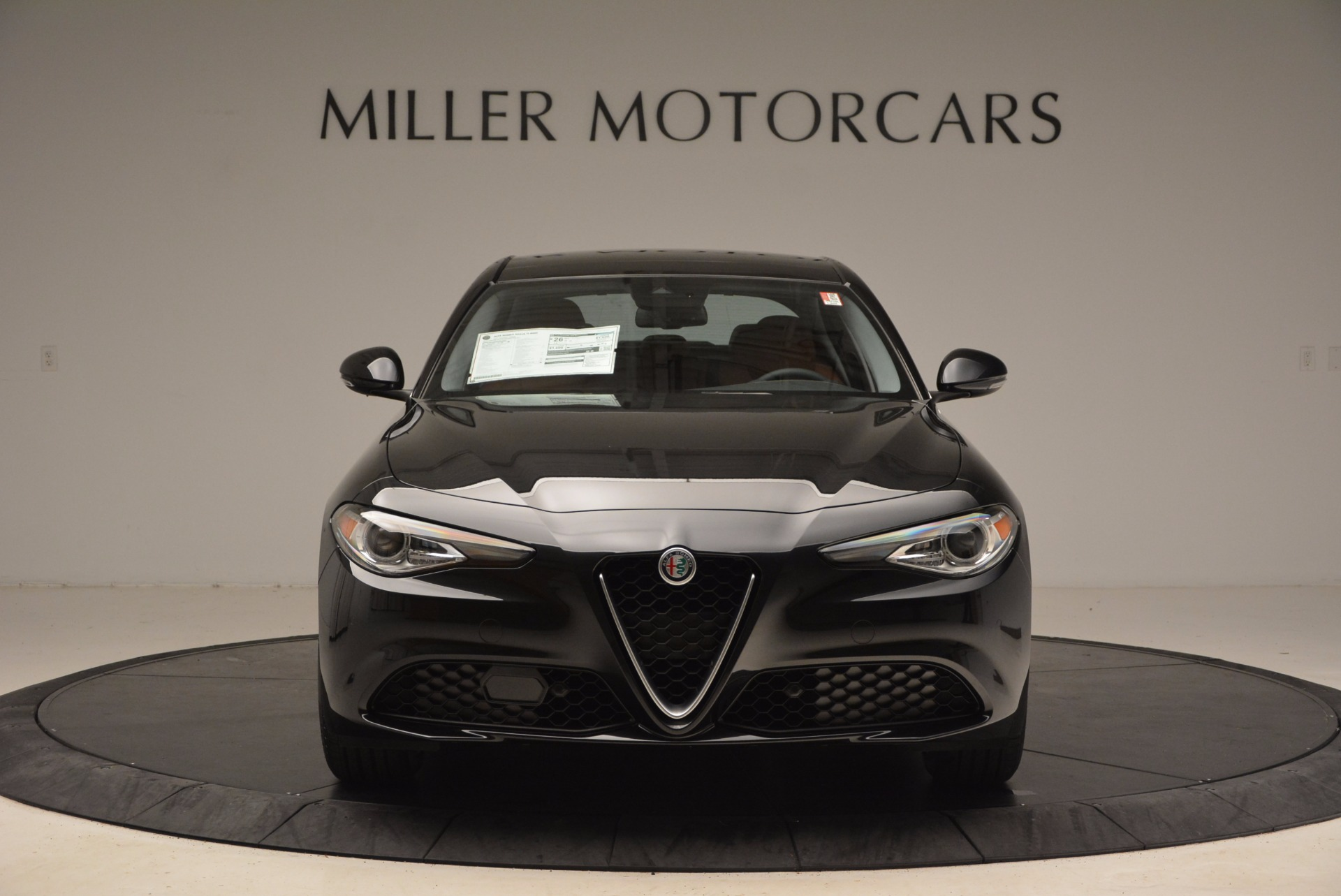 New 2017 Alfa Romeo Giulia Ti Lusso Q4 For Sale In Greenwich, CT 1434_p12
