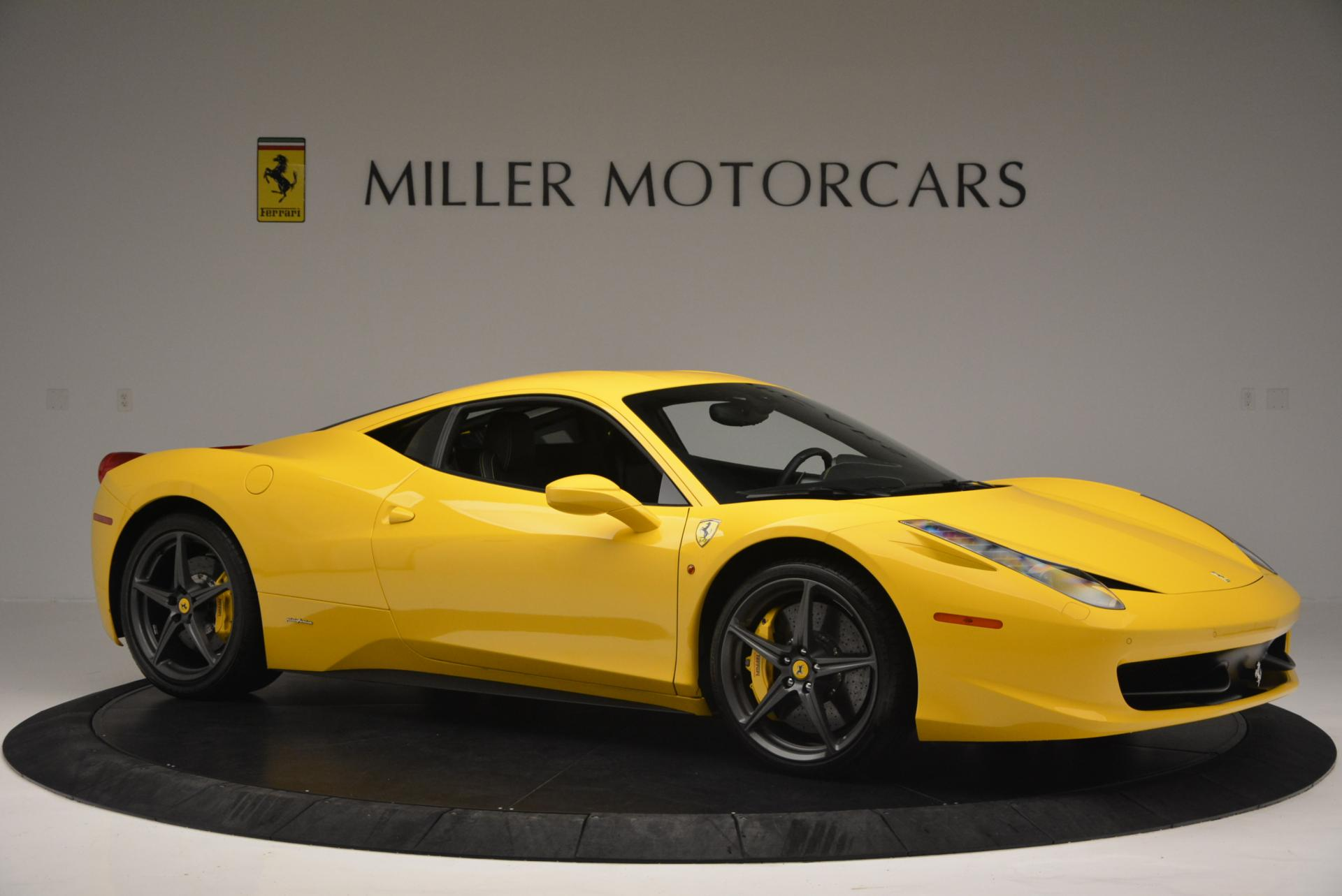 Used 2011 Ferrari 458 Italia  For Sale In Greenwich, CT 144_p10
