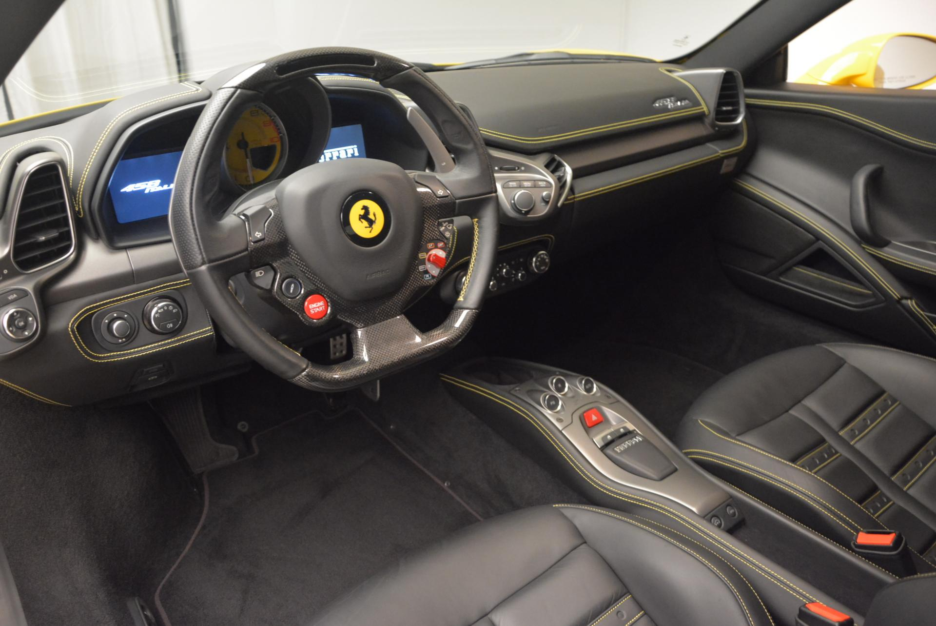 Used 2011 Ferrari 458 Italia  For Sale In Greenwich, CT 144_p13