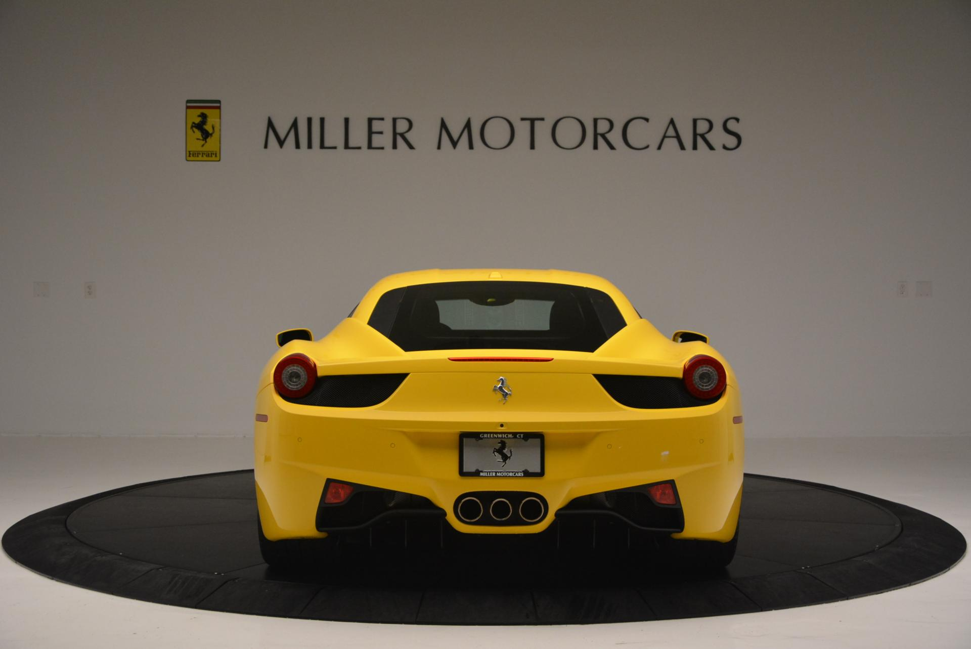 Used 2011 Ferrari 458 Italia  For Sale In Greenwich, CT 144_p6
