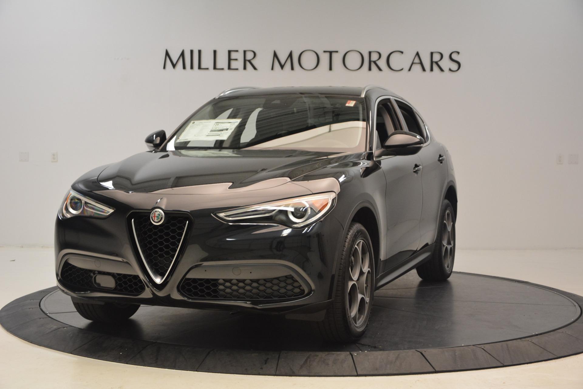 New 2018 Alfa Romeo Stelvio Q4 For Sale In Greenwich, CT 1441_main