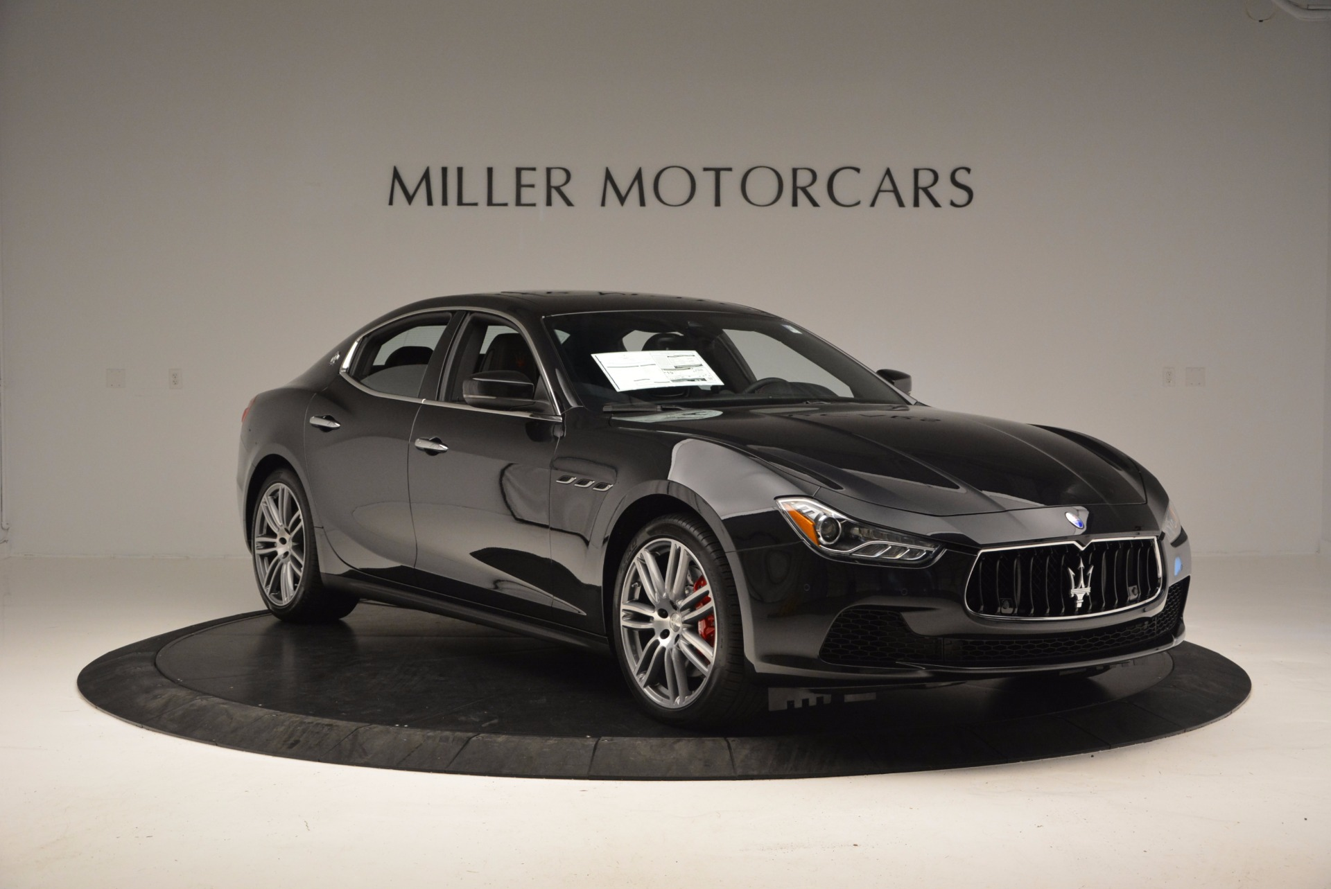 New 2017 Maserati Ghibli SQ4 For Sale In Greenwich, CT 1443_p11