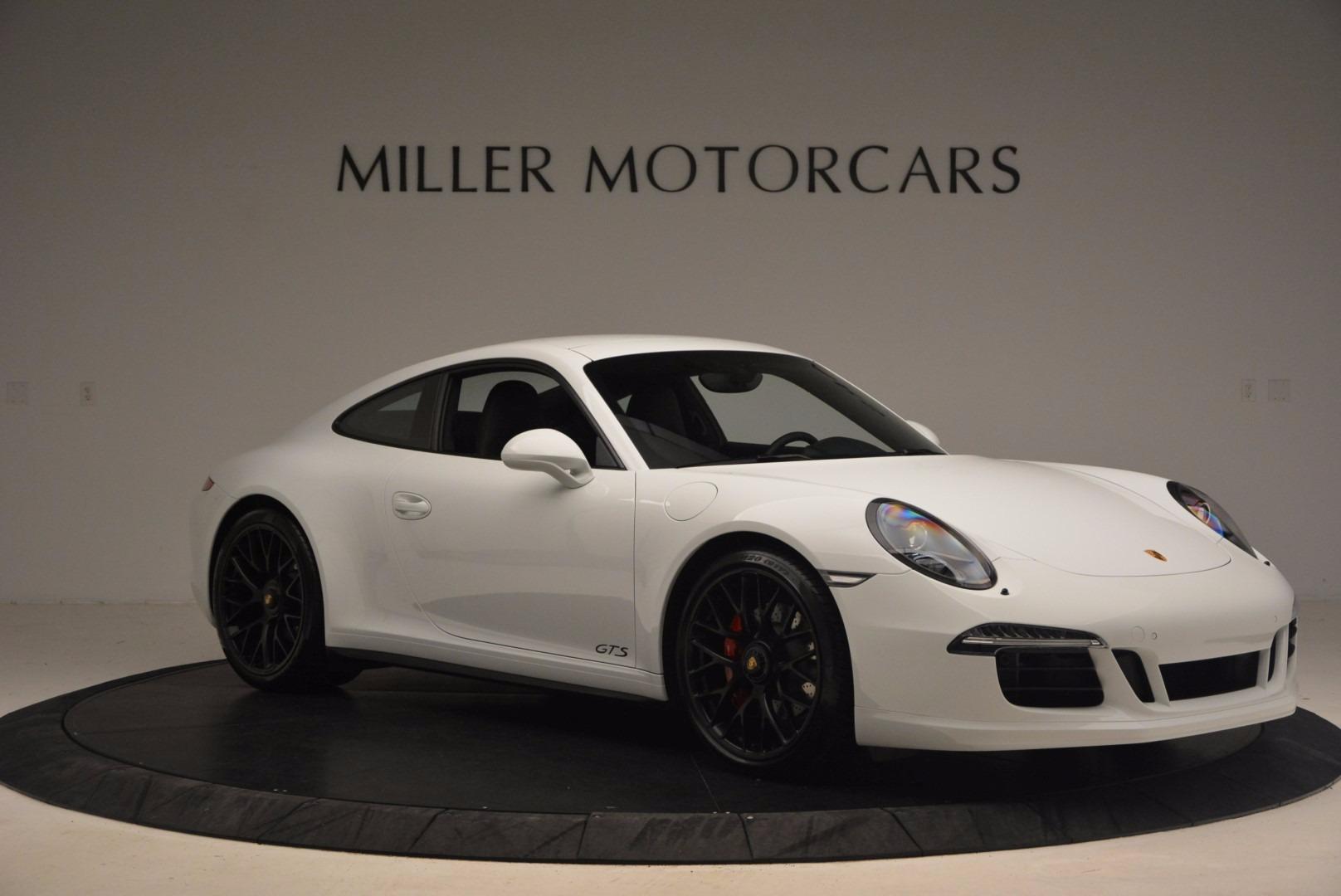 Used 2015 Porsche 911 Carrera GTS For Sale In Greenwich, CT 1444_p11