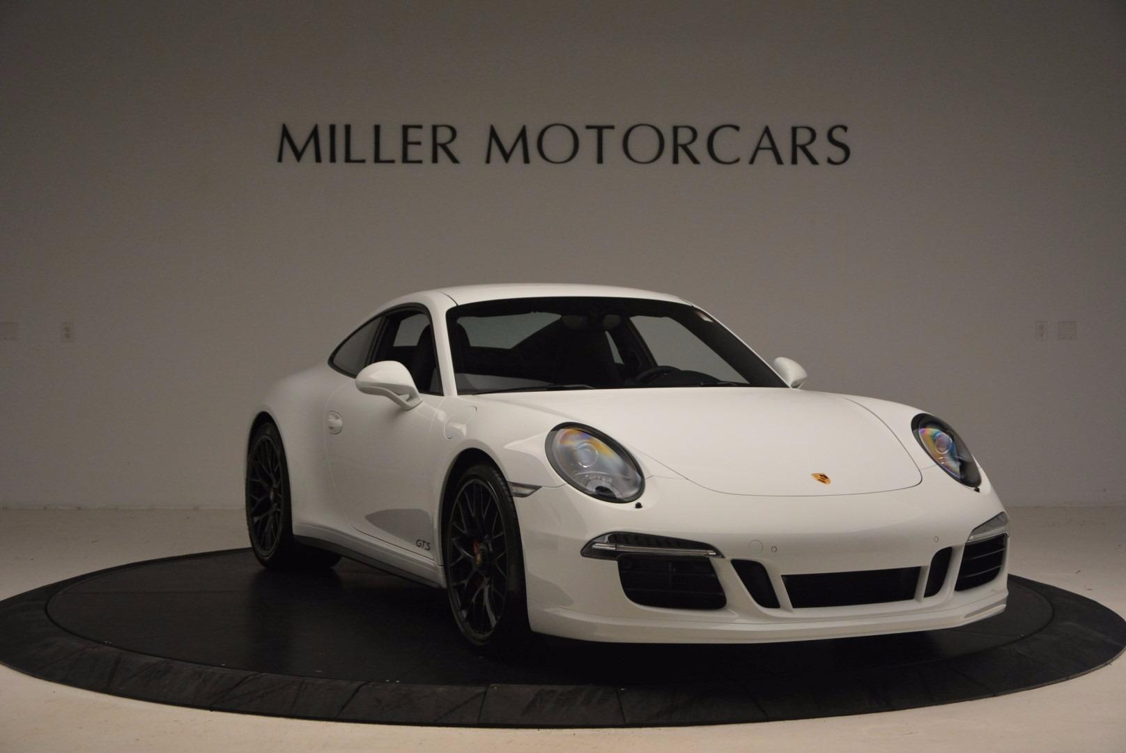 Used 2015 Porsche 911 Carrera GTS For Sale In Greenwich, CT 1444_p12
