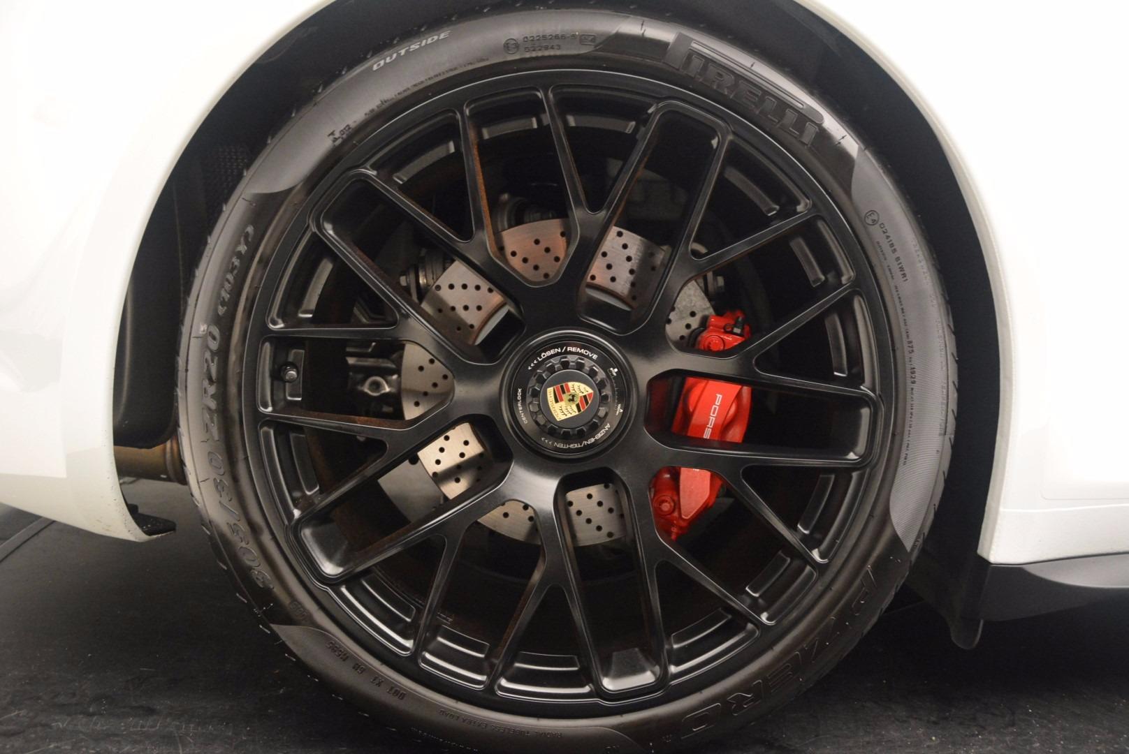 Used 2015 Porsche 911 Carrera GTS For Sale In Greenwich, CT 1444_p14