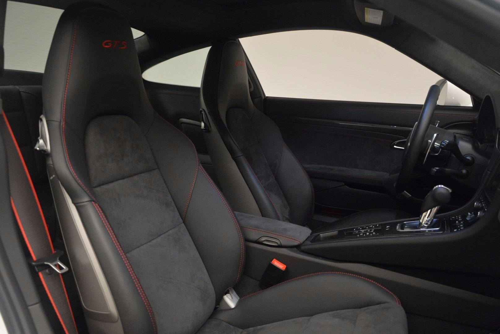 Used 2015 Porsche 911 Carrera GTS For Sale In Greenwich, CT 1444_p19