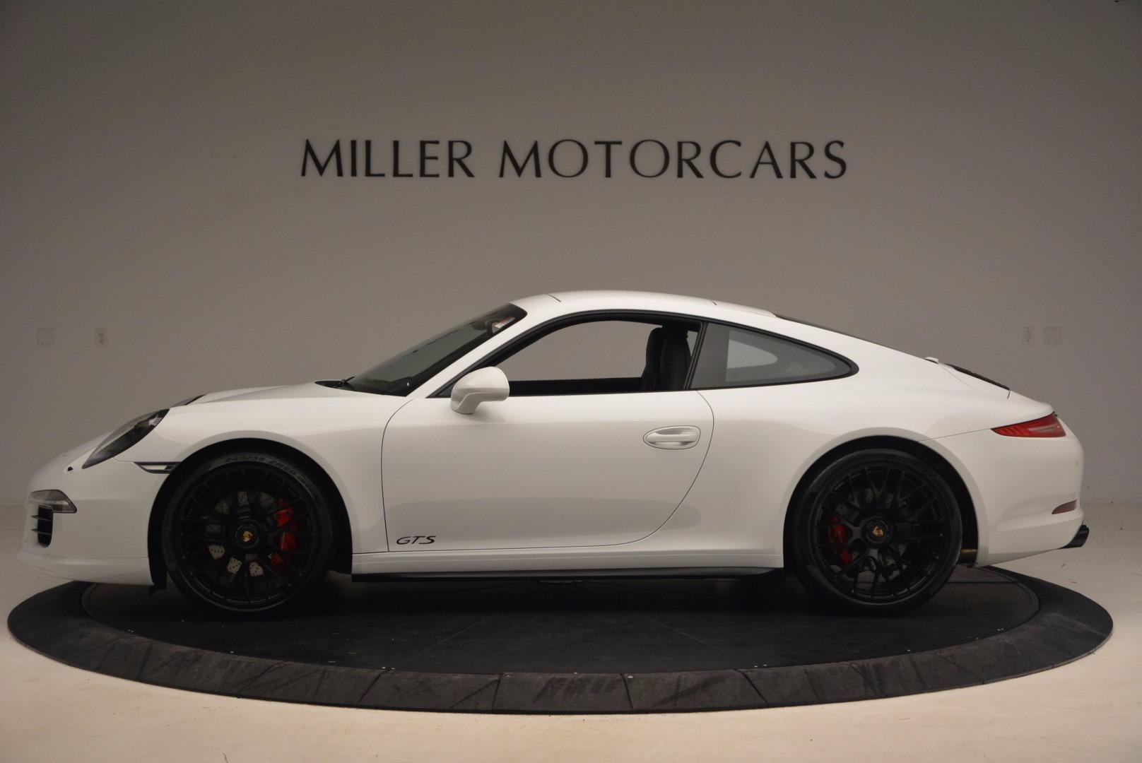 Used 2015 Porsche 911 Carrera GTS For Sale In Greenwich, CT 1444_p3