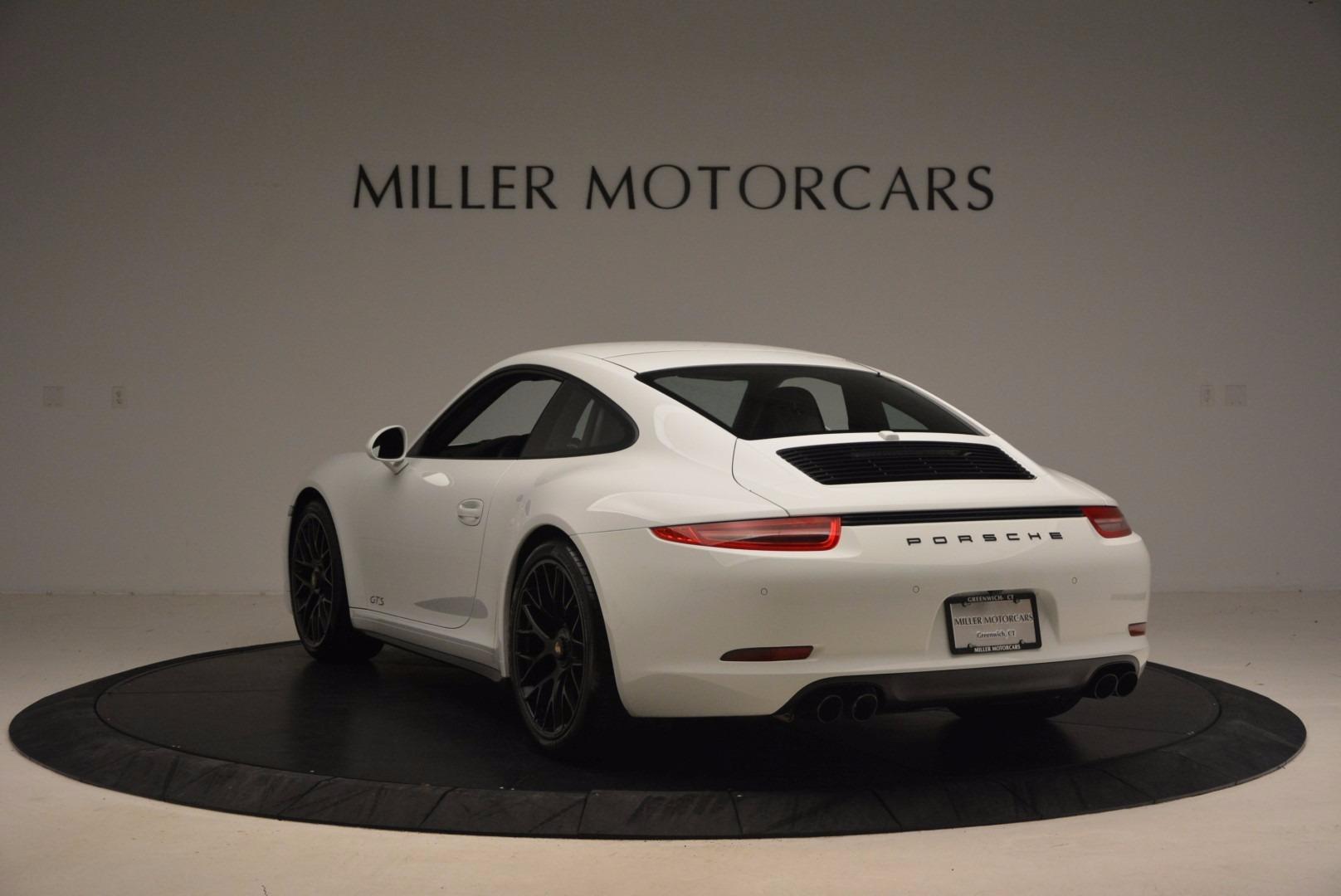Used 2015 Porsche 911 Carrera GTS For Sale In Greenwich, CT 1444_p5