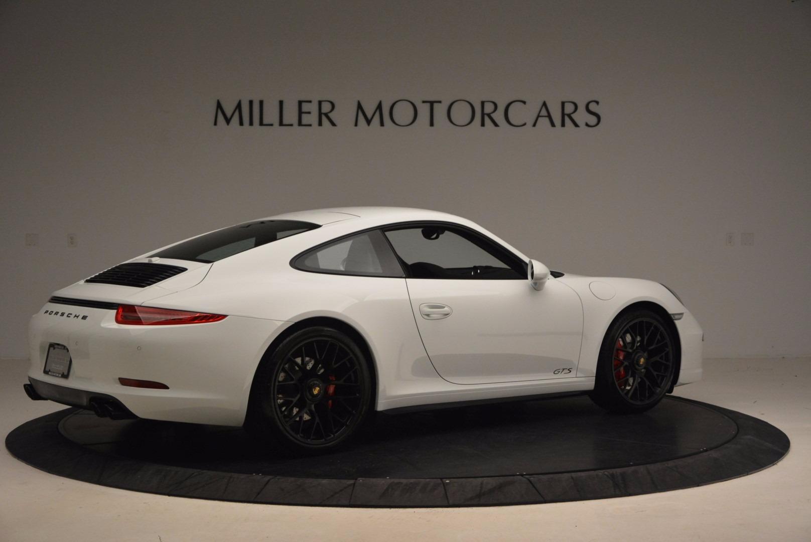 Used 2015 Porsche 911 Carrera GTS For Sale In Greenwich, CT 1444_p8