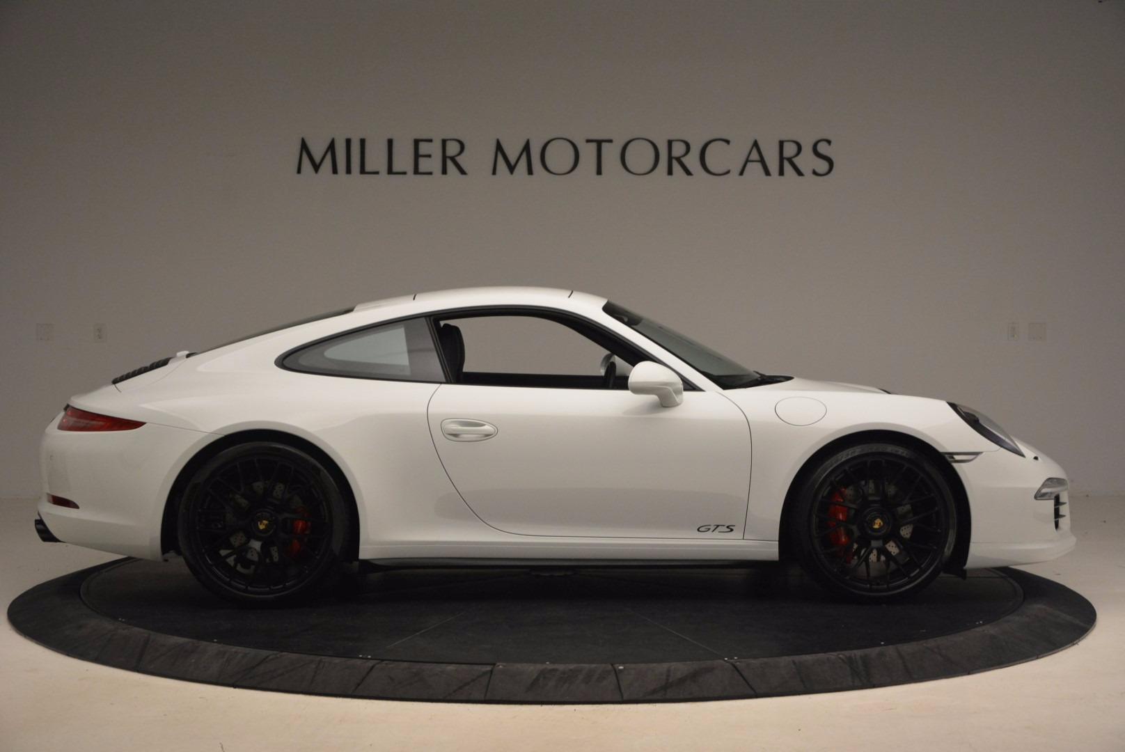 Used 2015 Porsche 911 Carrera GTS For Sale In Greenwich, CT 1444_p9