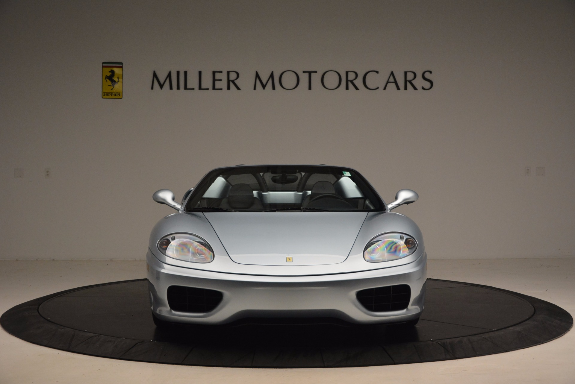 Used 2003 Ferrari 360 Spider 6-Speed Manual For Sale In Greenwich, CT 1445_p12