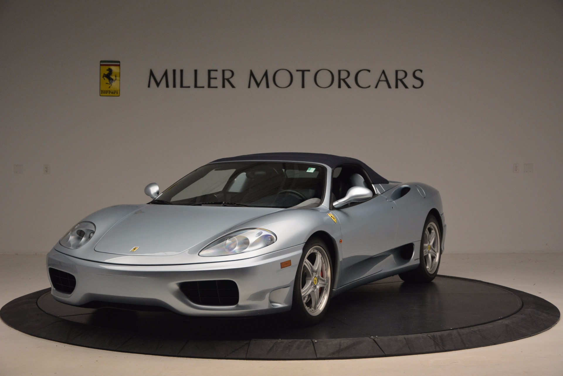 Used 2003 Ferrari 360 Spider 6-Speed Manual For Sale In Greenwich, CT 1445_p13