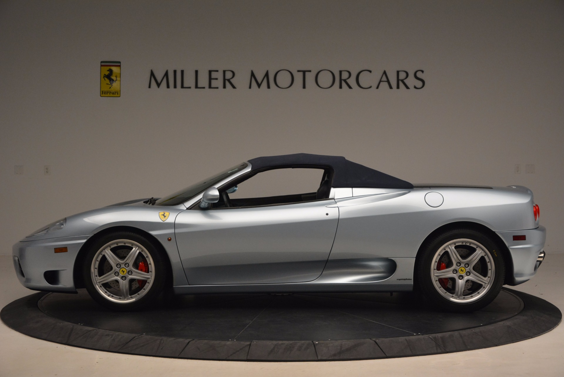 Used 2003 Ferrari 360 Spider 6-Speed Manual For Sale In Greenwich, CT 1445_p15