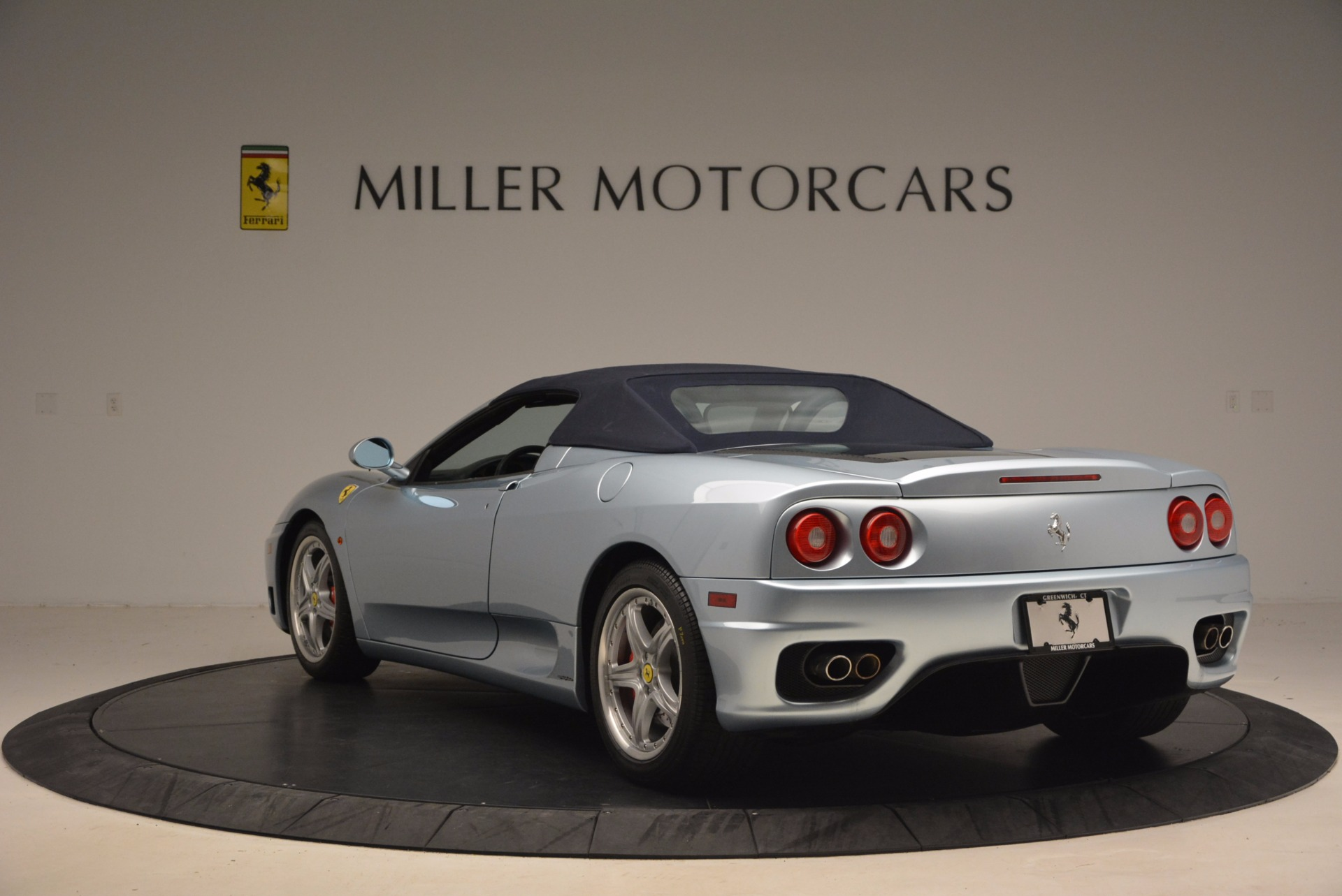 Used 2003 Ferrari 360 Spider 6-Speed Manual For Sale In Greenwich, CT 1445_p17