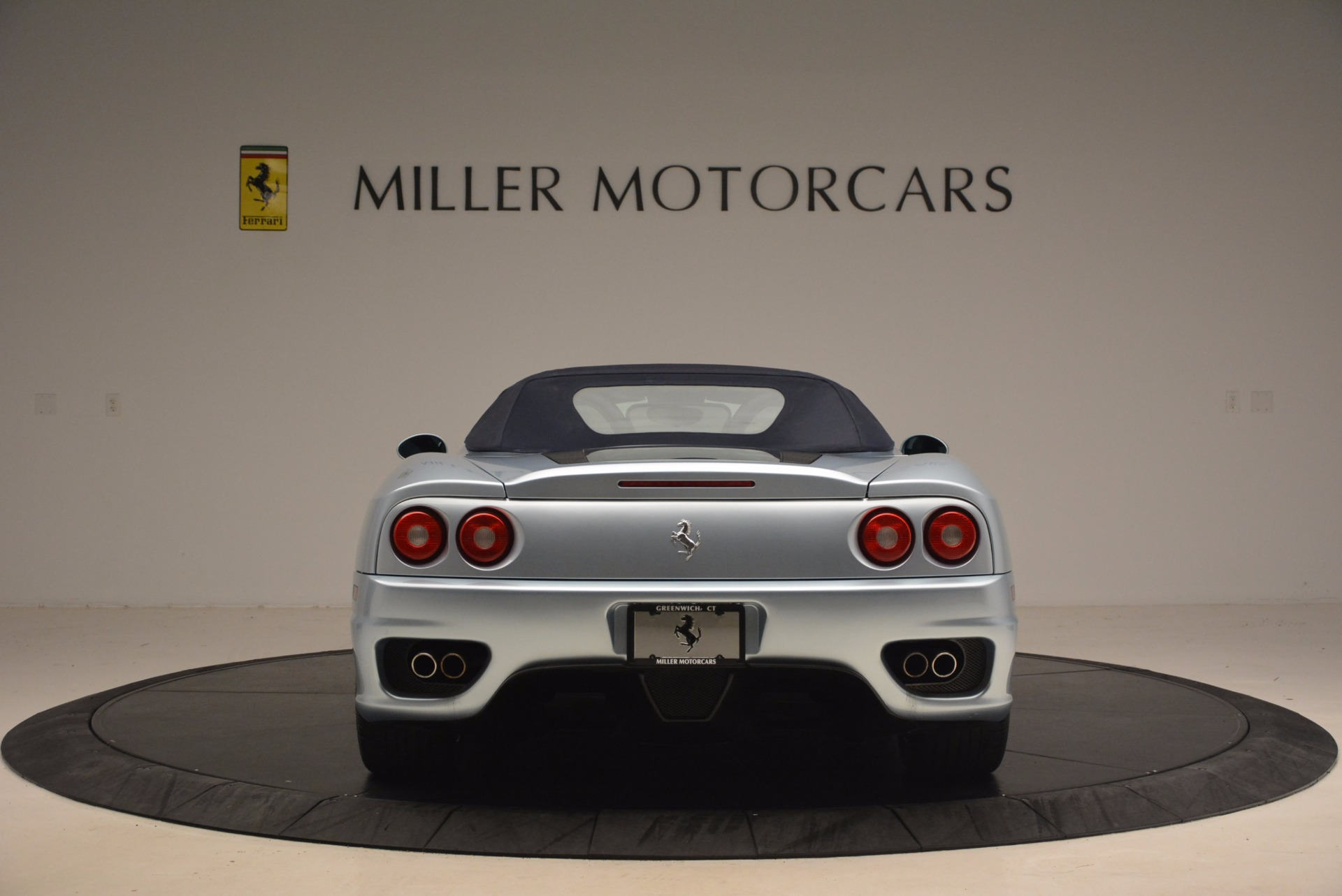 Used 2003 Ferrari 360 Spider 6-Speed Manual For Sale In Greenwich, CT 1445_p18