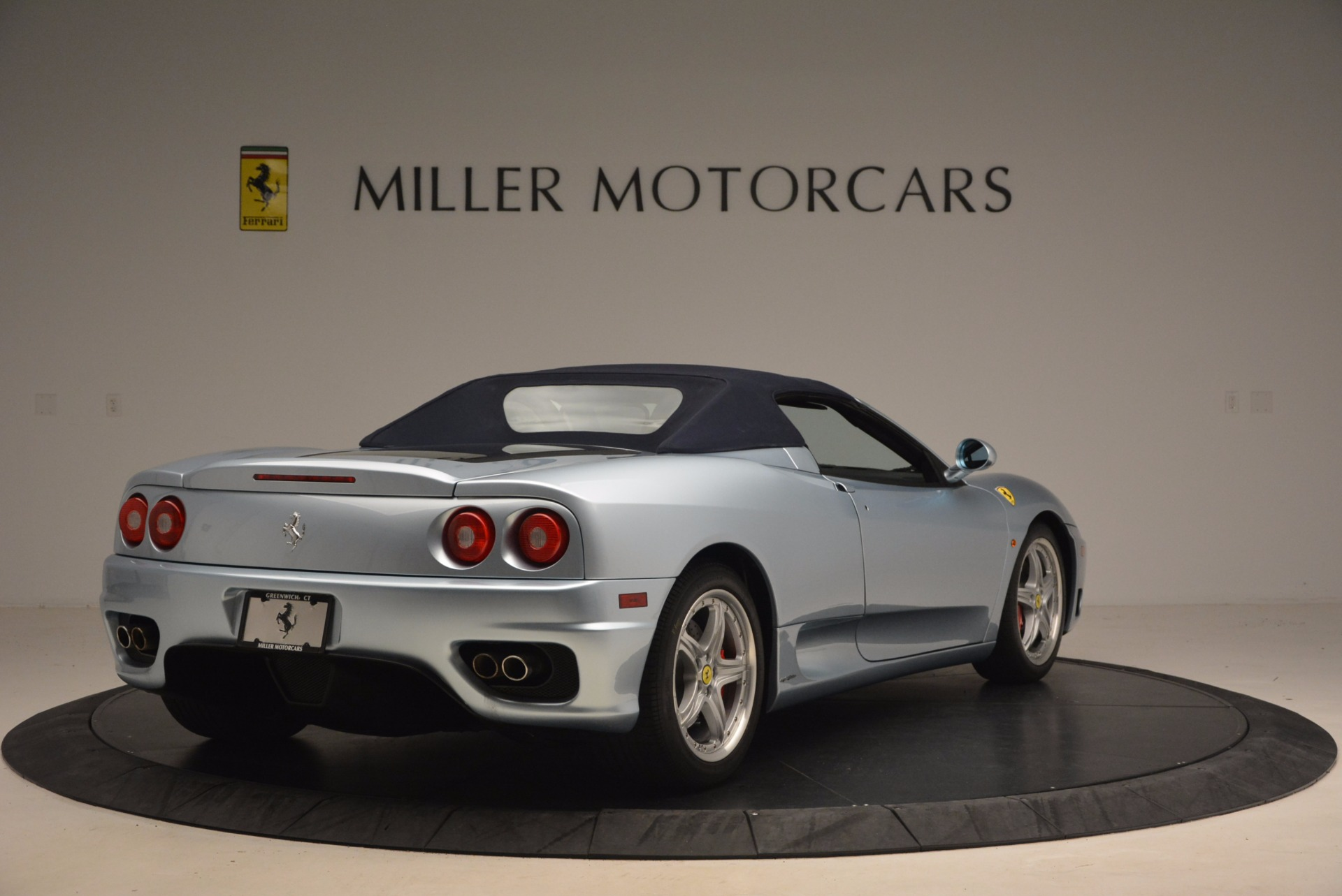 Used 2003 Ferrari 360 Spider 6-Speed Manual For Sale In Greenwich, CT 1445_p19