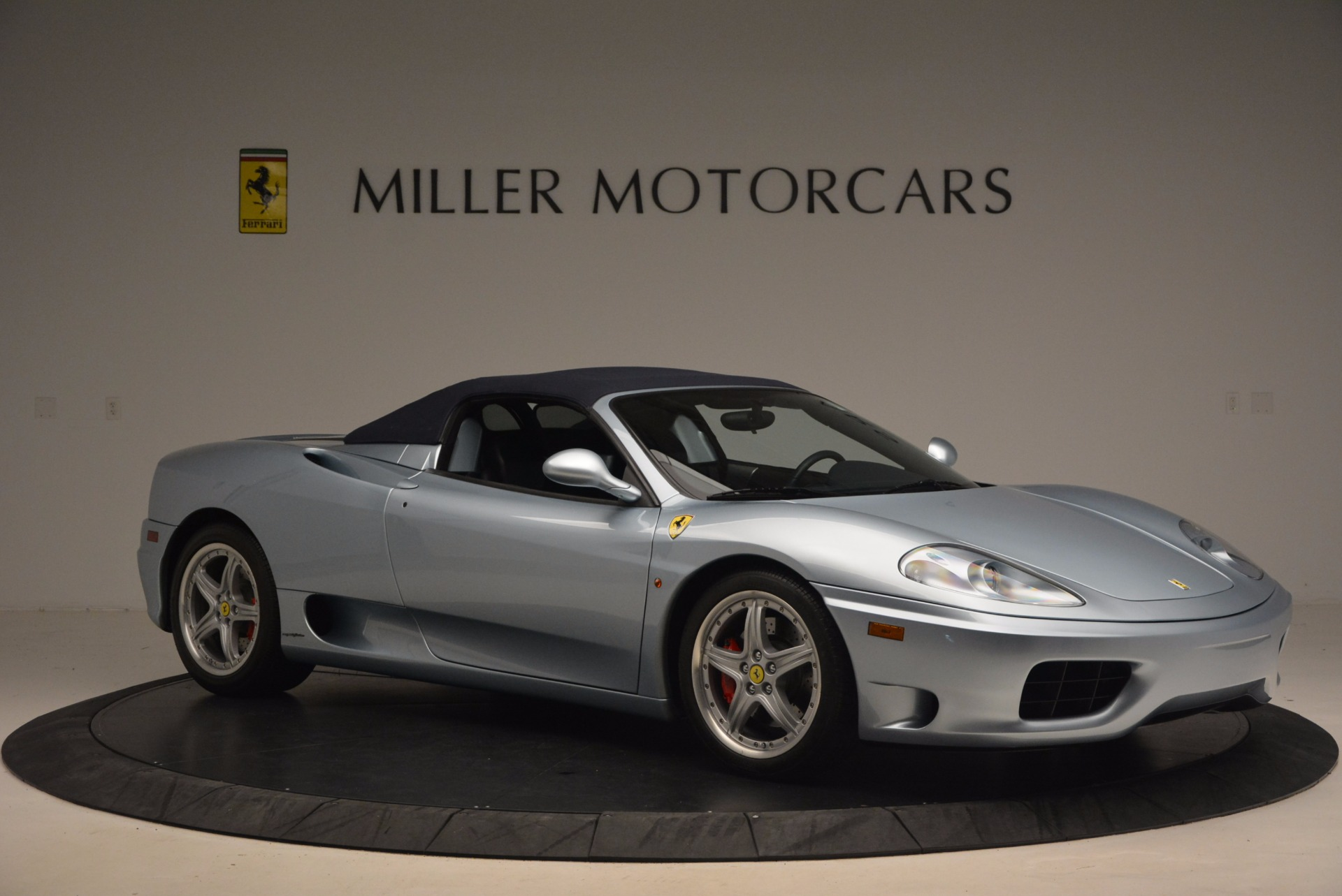 Used 2003 Ferrari 360 Spider 6-Speed Manual For Sale In Greenwich, CT 1445_p22