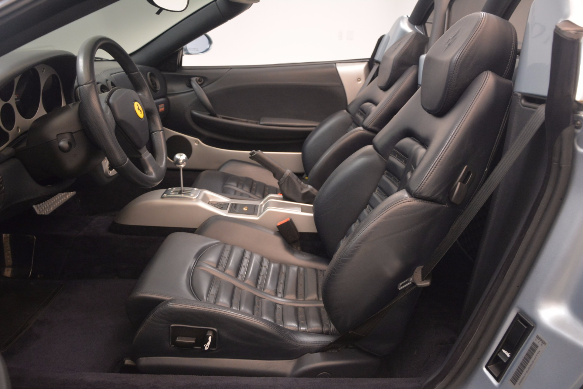 Used 2003 Ferrari 360 Spider 6-Speed Manual For Sale In Greenwich, CT 1445_p26