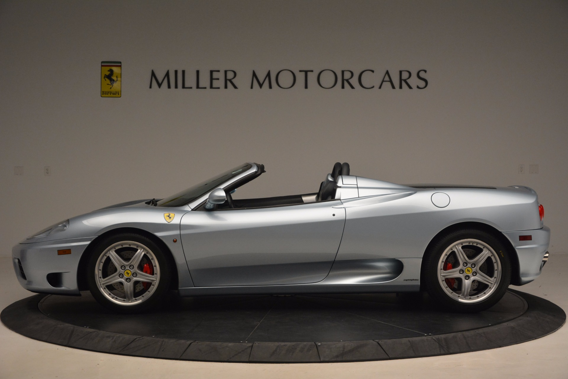 Used 2003 Ferrari 360 Spider 6-Speed Manual For Sale In Greenwich, CT 1445_p3