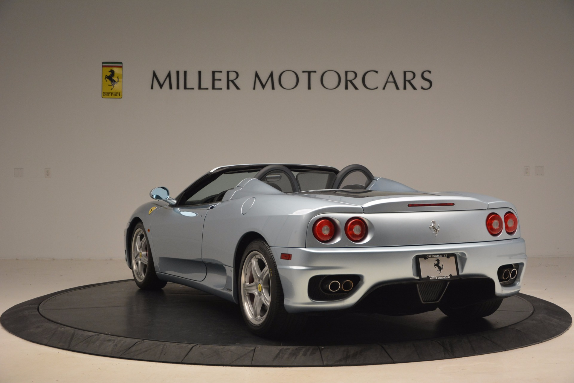 Used 2003 Ferrari 360 Spider 6-Speed Manual For Sale In Greenwich, CT 1445_p5