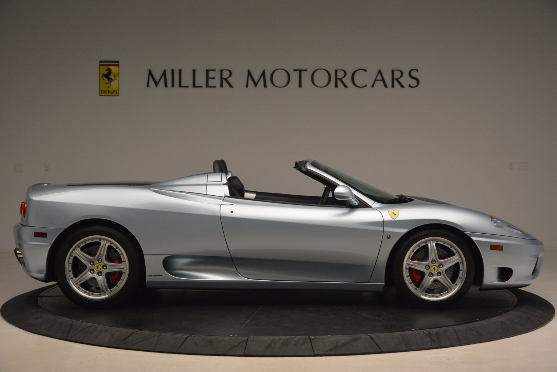 Used 2003 Ferrari 360 Spider 6-Speed Manual For Sale In Greenwich, CT 1445_p9