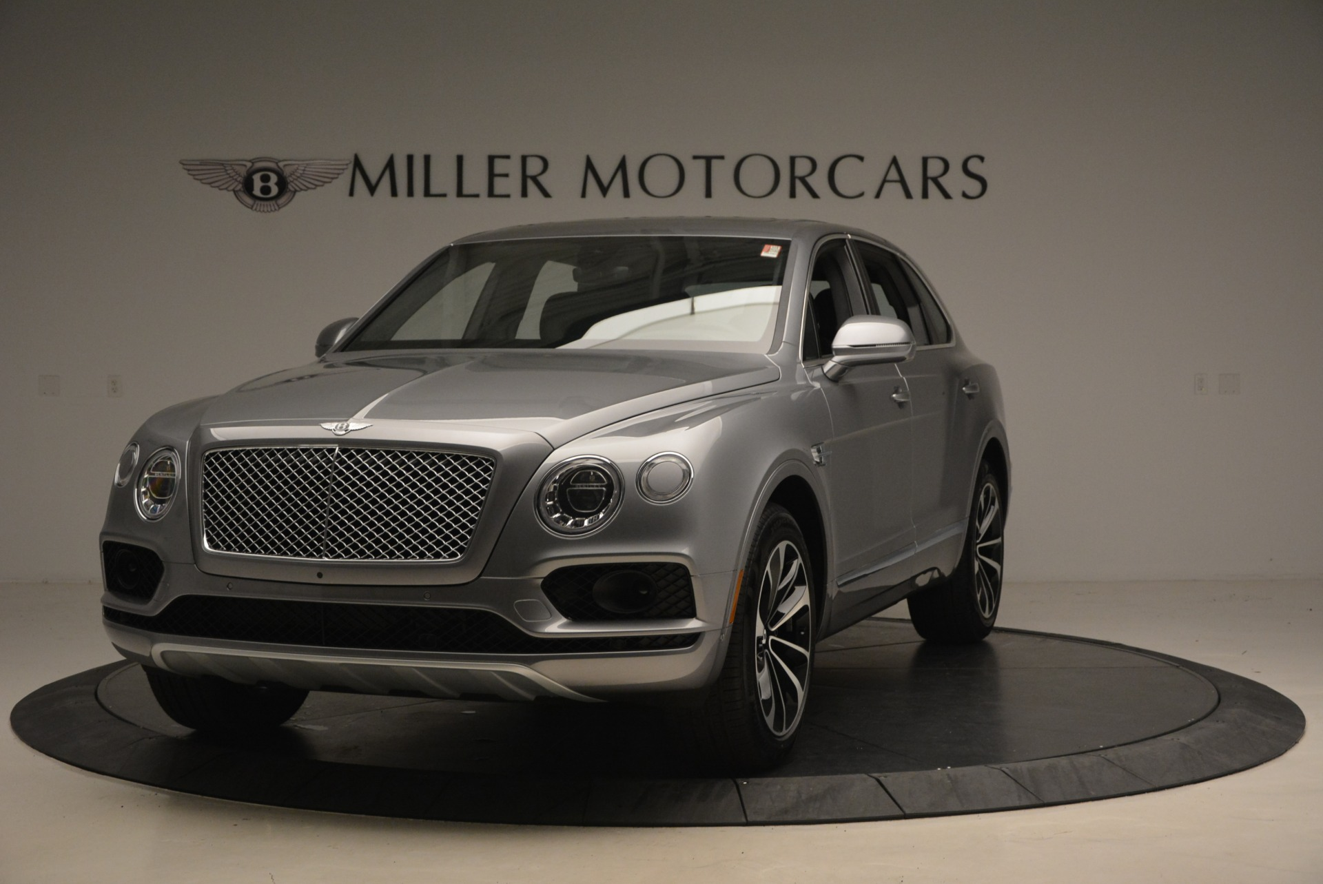 New 2018 Bentley Bentayga Onyx For Sale In Greenwich, CT 1446_main