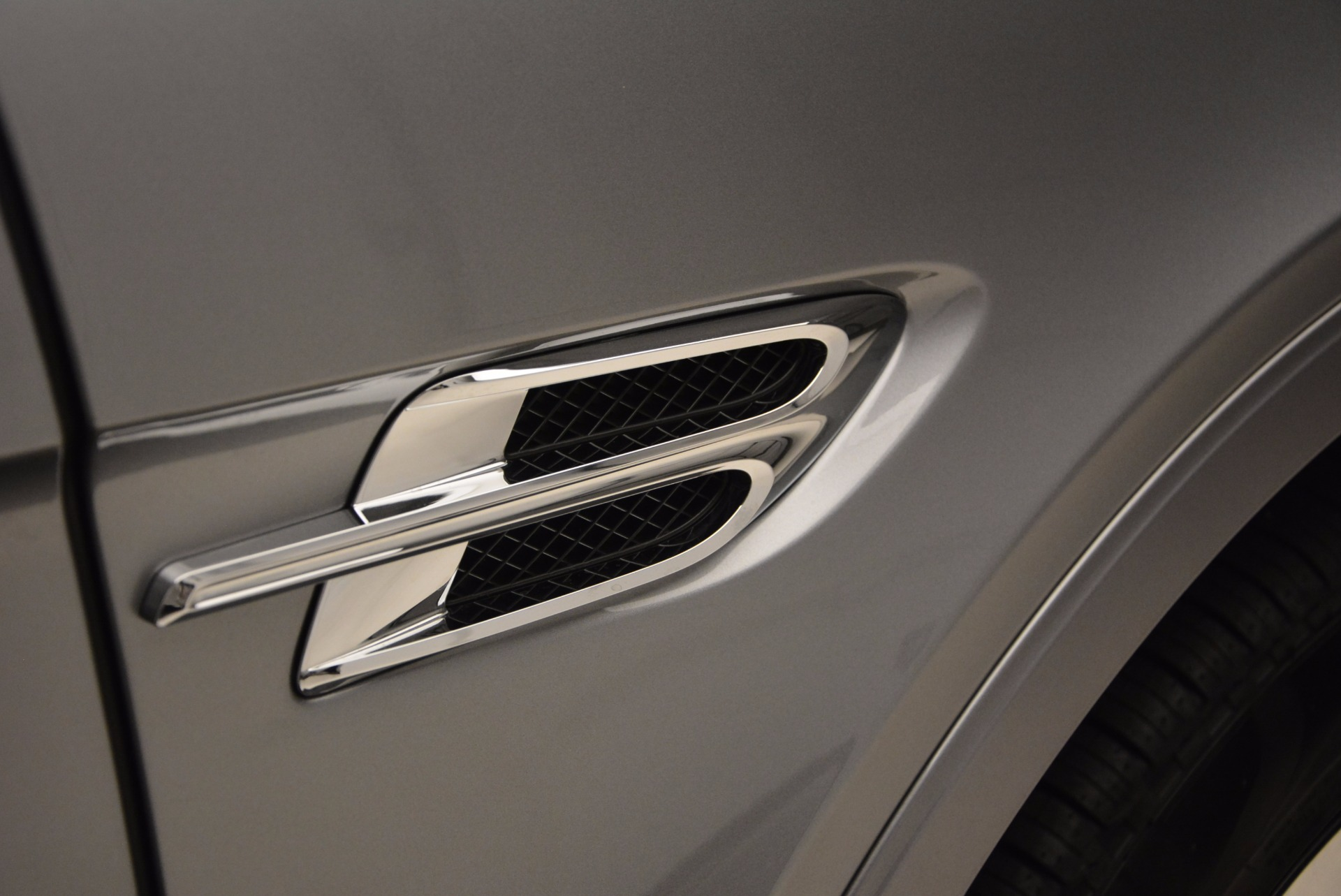 New 2018 Bentley Bentayga Onyx For Sale In Greenwich, CT 1446_p20