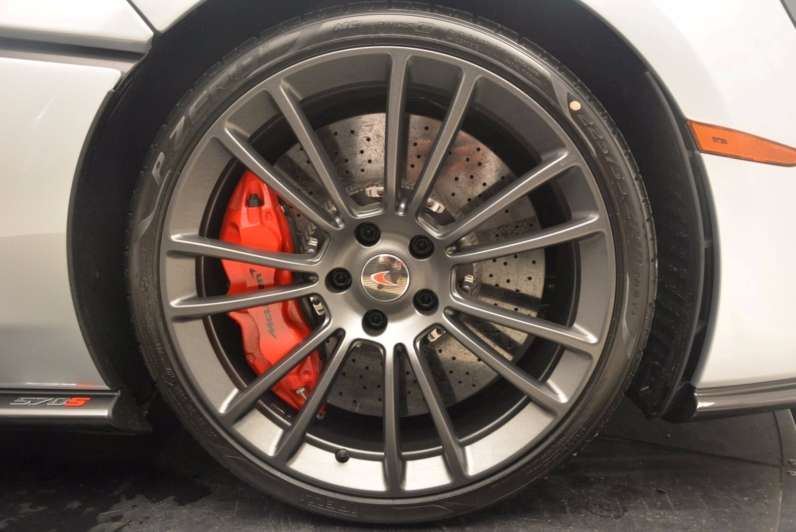 Used 2017 McLaren 570S  For Sale In Greenwich, CT 1453_p21