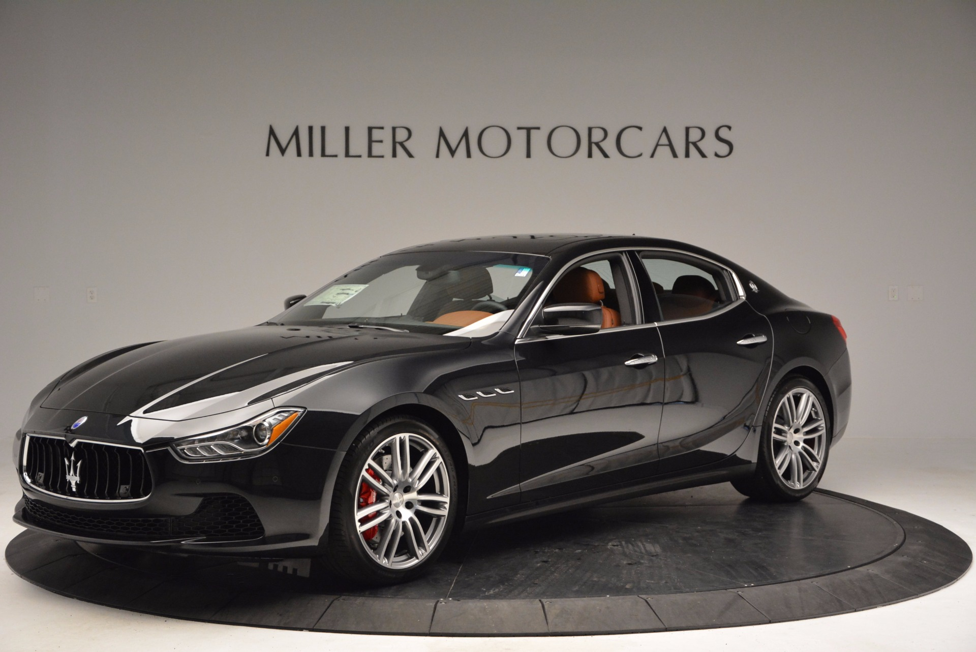 Used 2014 Maserati Ghibli S Q4 For Sale In Greenwich, CT 1459_p2