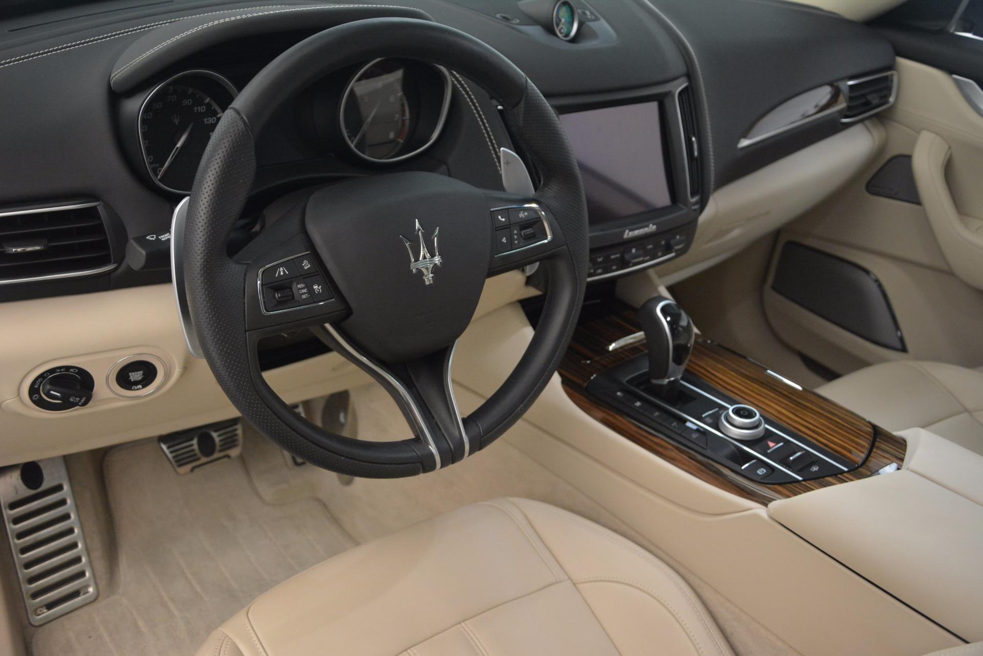 Used 2017 Maserati Levante S For Sale In Greenwich, CT 1463_p13
