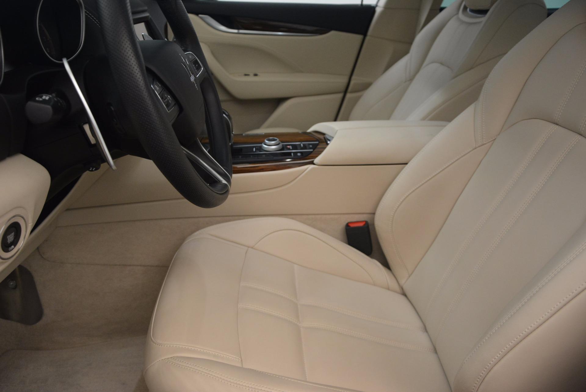 Used 2017 Maserati Levante S For Sale In Greenwich, CT 1463_p14