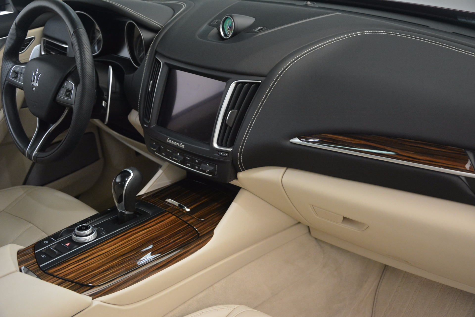 Used 2017 Maserati Levante S For Sale In Greenwich, CT 1463_p19