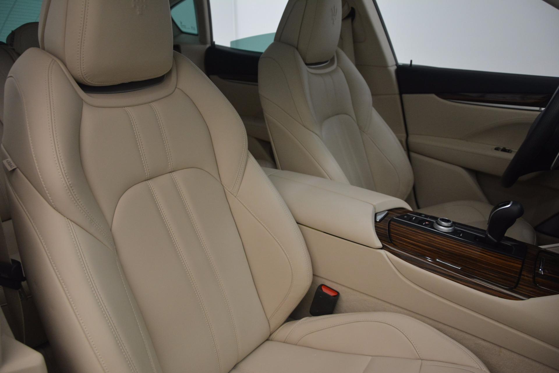 Used 2017 Maserati Levante S For Sale In Greenwich, CT 1463_p21