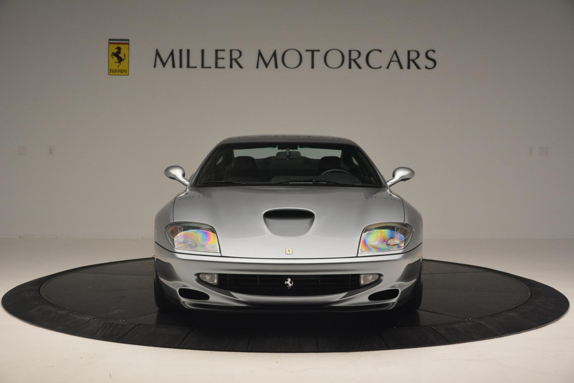 Used 1997 Ferrari 550 Maranello  For Sale In Greenwich, CT 147_p12