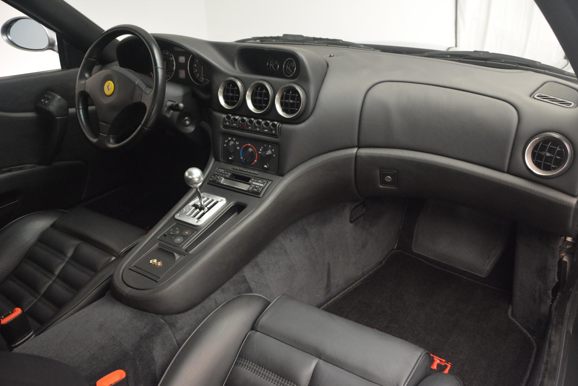 Used 1997 Ferrari 550 Maranello  For Sale In Greenwich, CT 147_p17