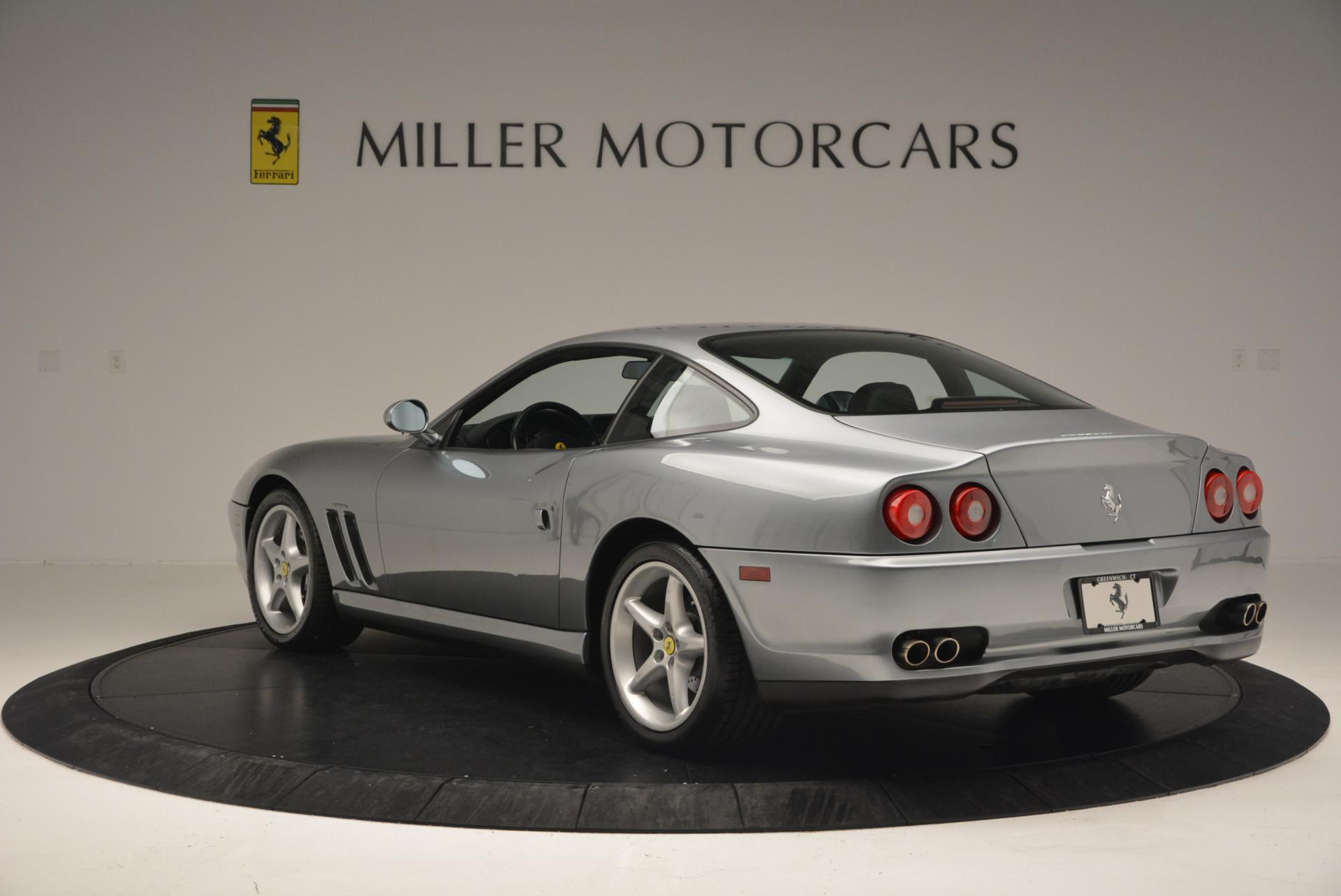 Used 1997 Ferrari 550 Maranello  For Sale In Greenwich, CT 147_p5