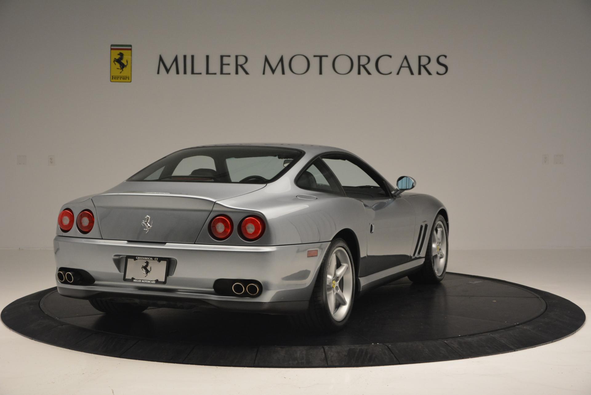 Used 1997 Ferrari 550 Maranello  For Sale In Greenwich, CT 147_p7