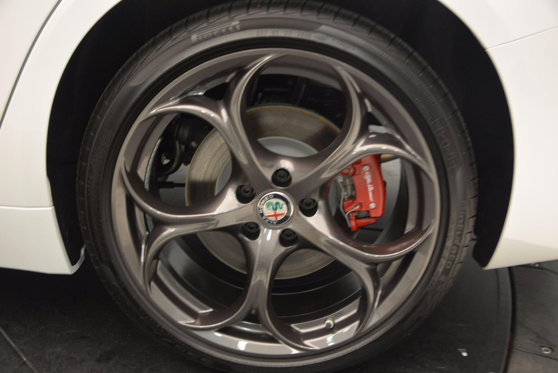 New 2017 Alfa Romeo Giulia Ti Q4 For Sale In Greenwich, CT 1470_p25