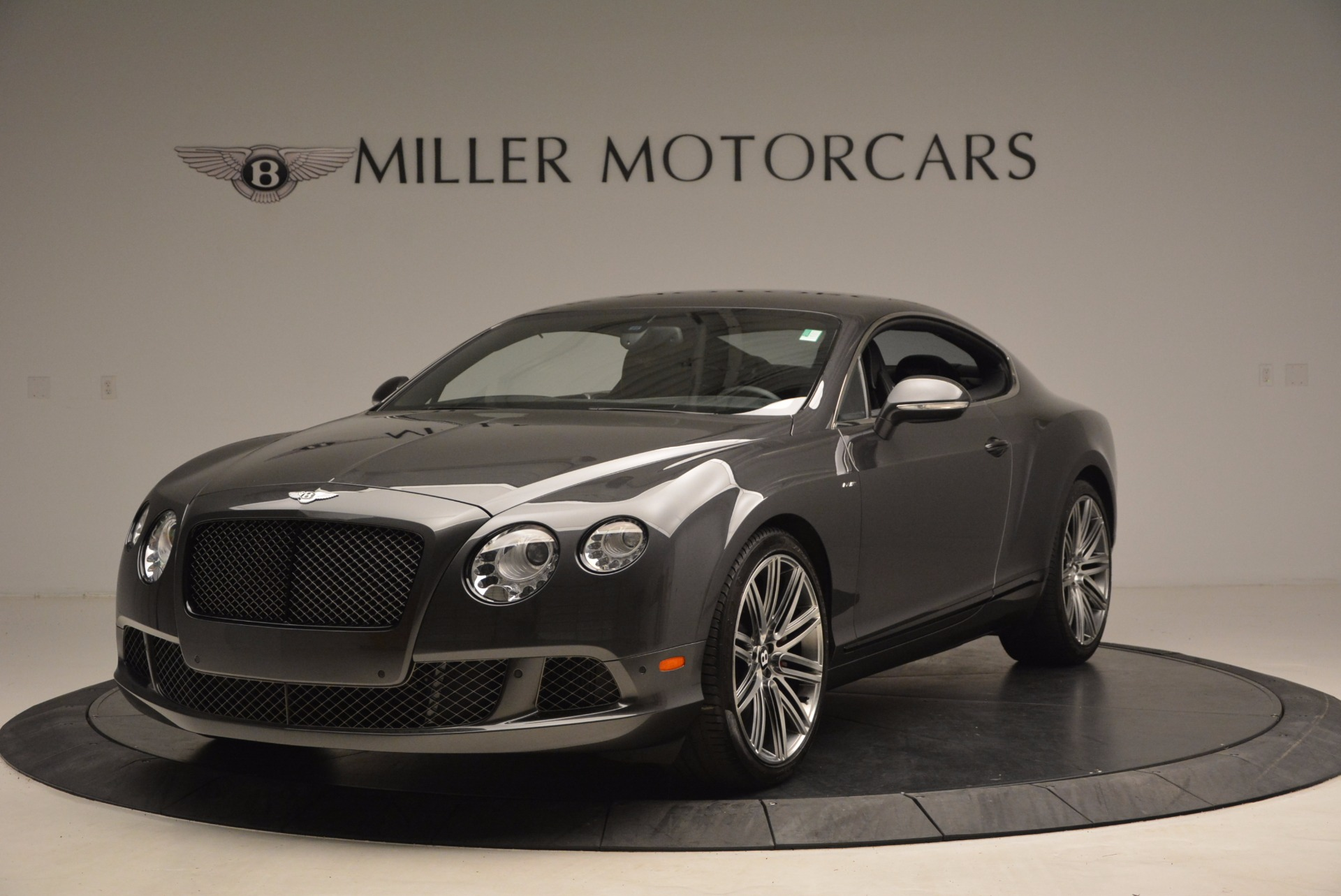 Used 2014 Bentley Continental GT Speed For Sale In Greenwich, CT 1473_main