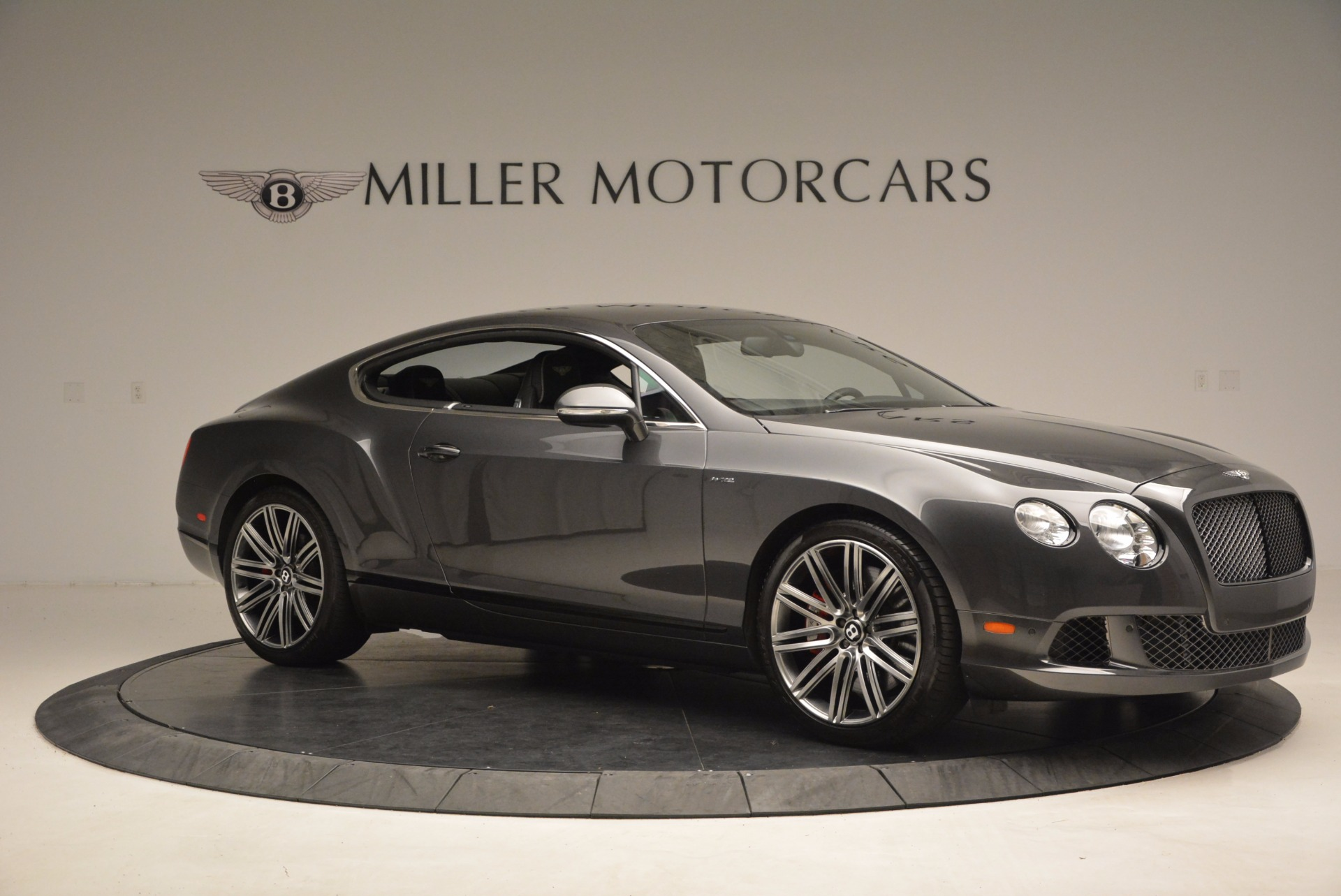 Used 2014 Bentley Continental GT Speed For Sale In Greenwich, CT 1473_p10