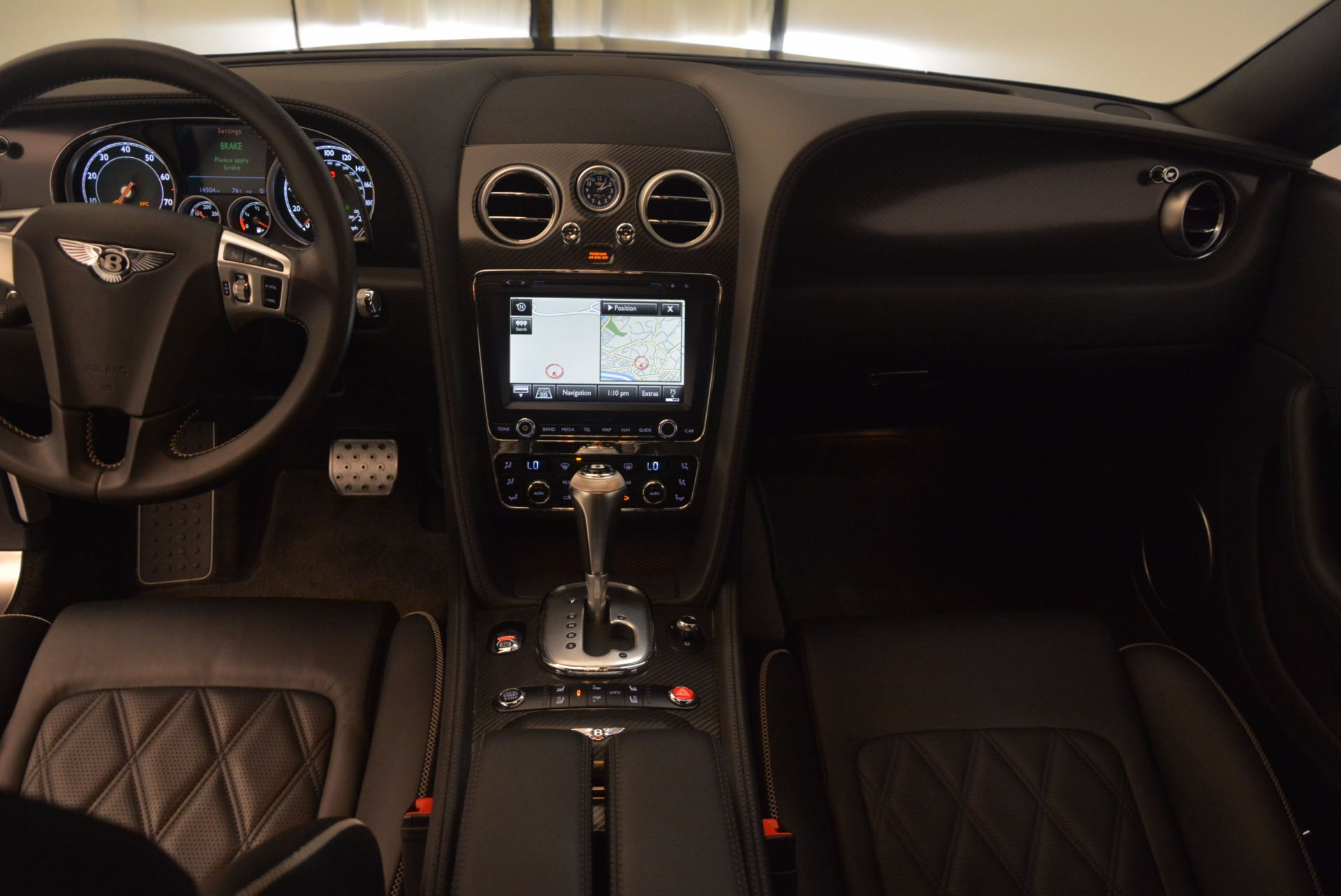 Used 2014 Bentley Continental GT Speed For Sale In Greenwich, CT 1473_p23