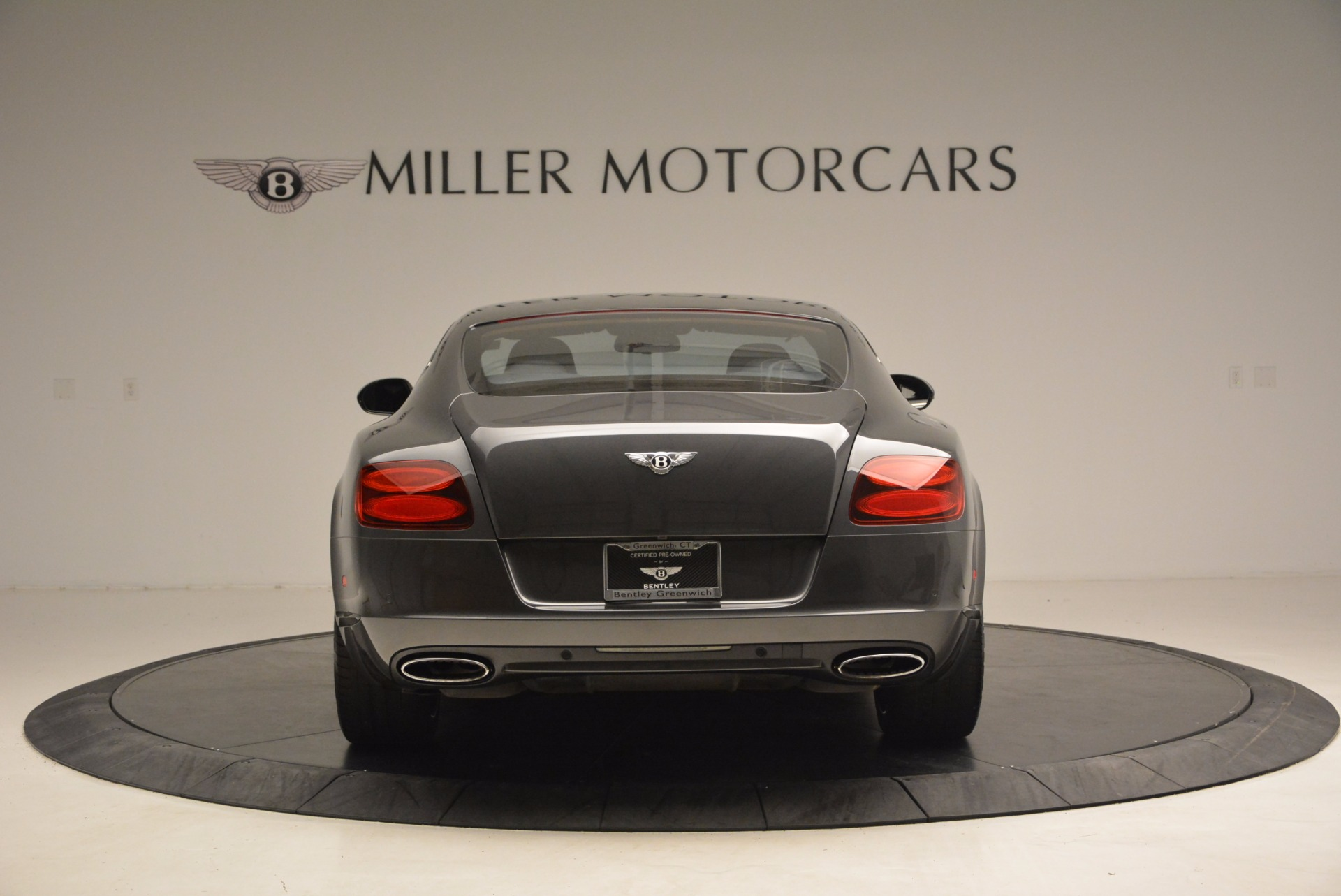 Used 2014 Bentley Continental GT Speed For Sale In Greenwich, CT 1473_p6
