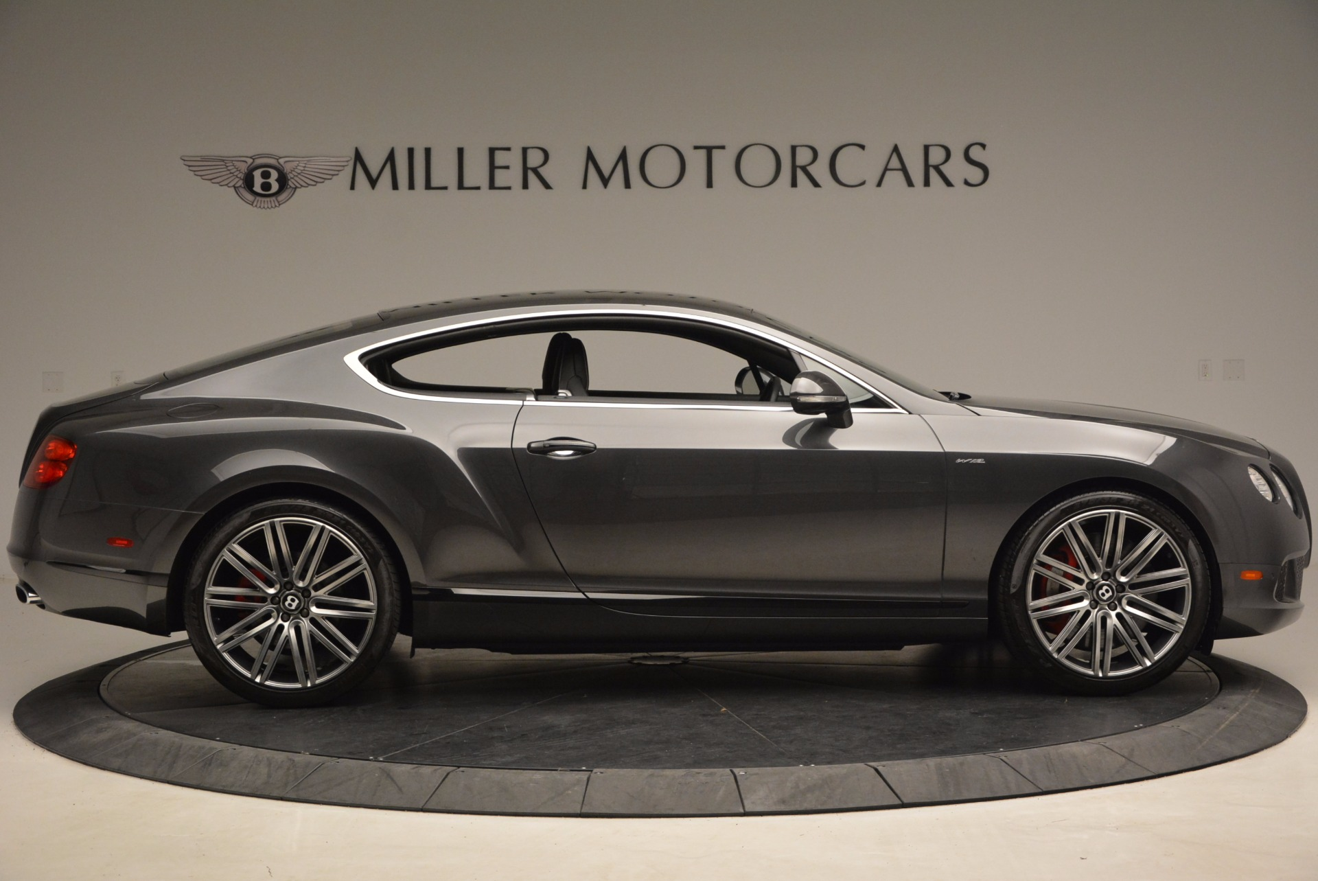 Used 2014 Bentley Continental GT Speed For Sale In Greenwich, CT 1473_p9