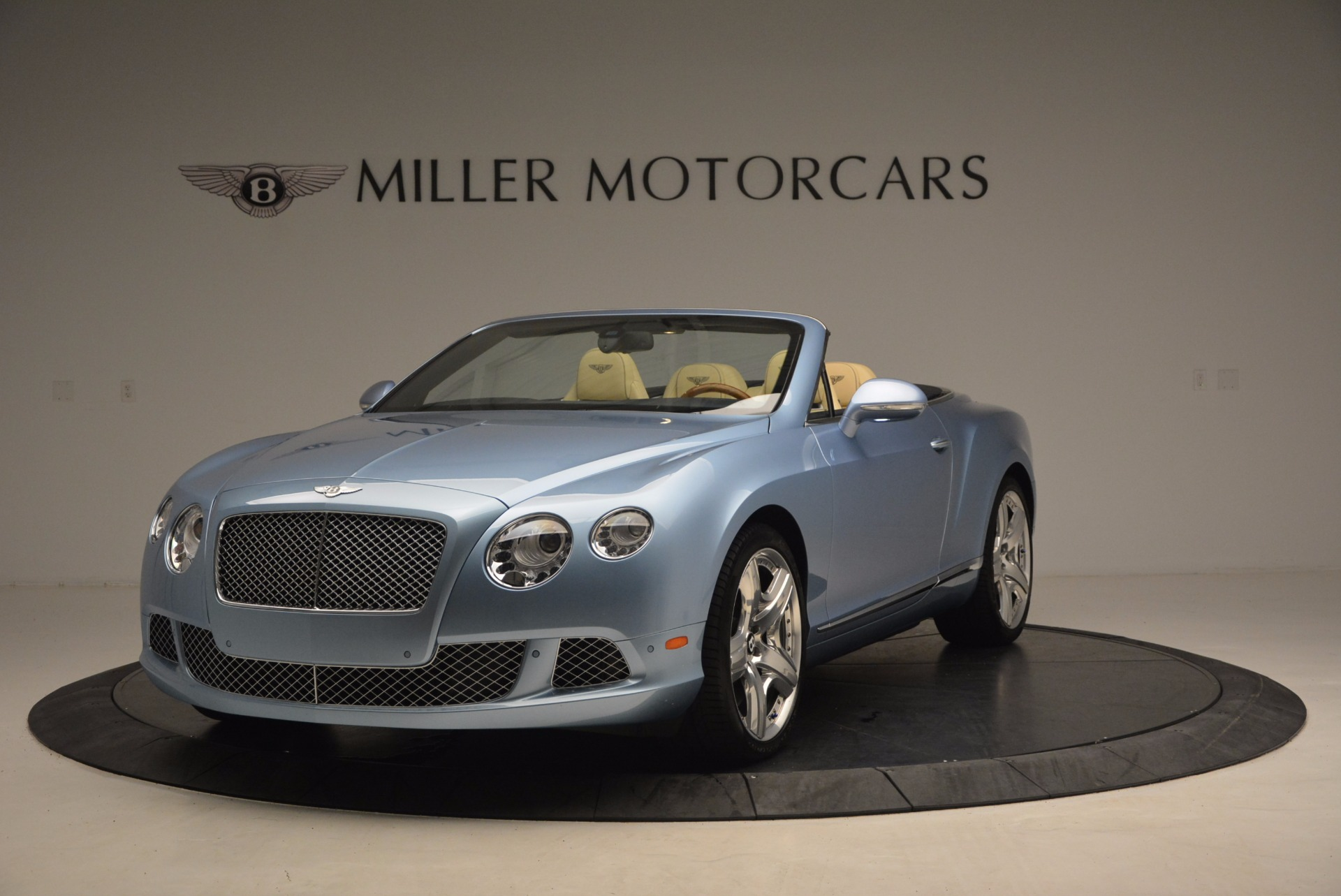 Used 2012 Bentley Continental GTC W12 For Sale In Greenwich, CT