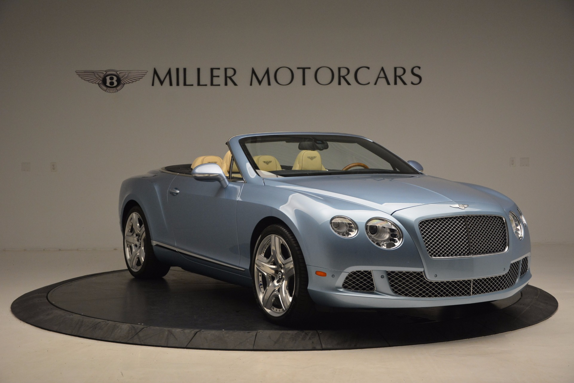 Used 2012 Bentley Continental GTC W12 For Sale In Greenwich, CT 1475_p11