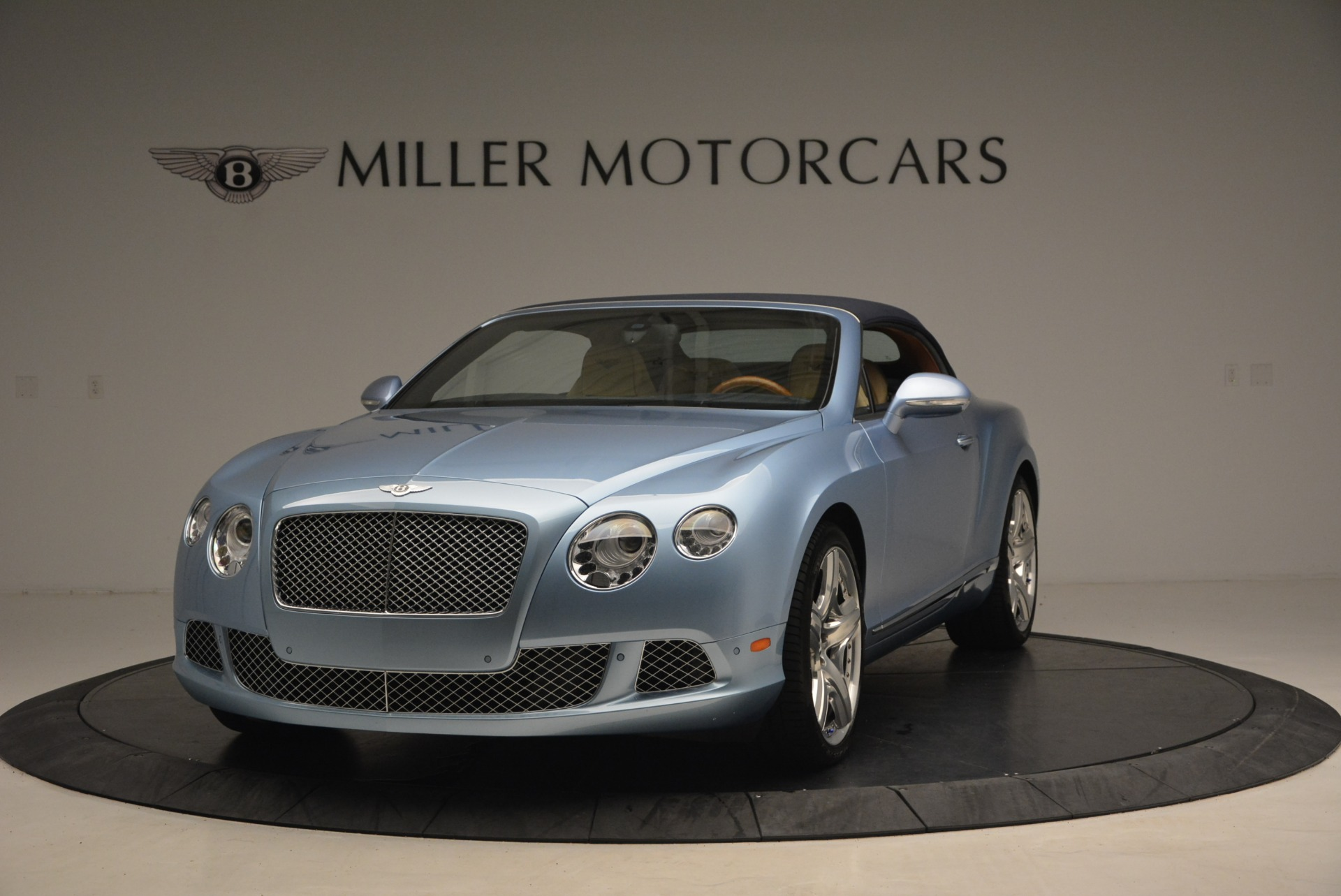 Used 2012 Bentley Continental GTC W12 For Sale In Greenwich, CT 1475_p13