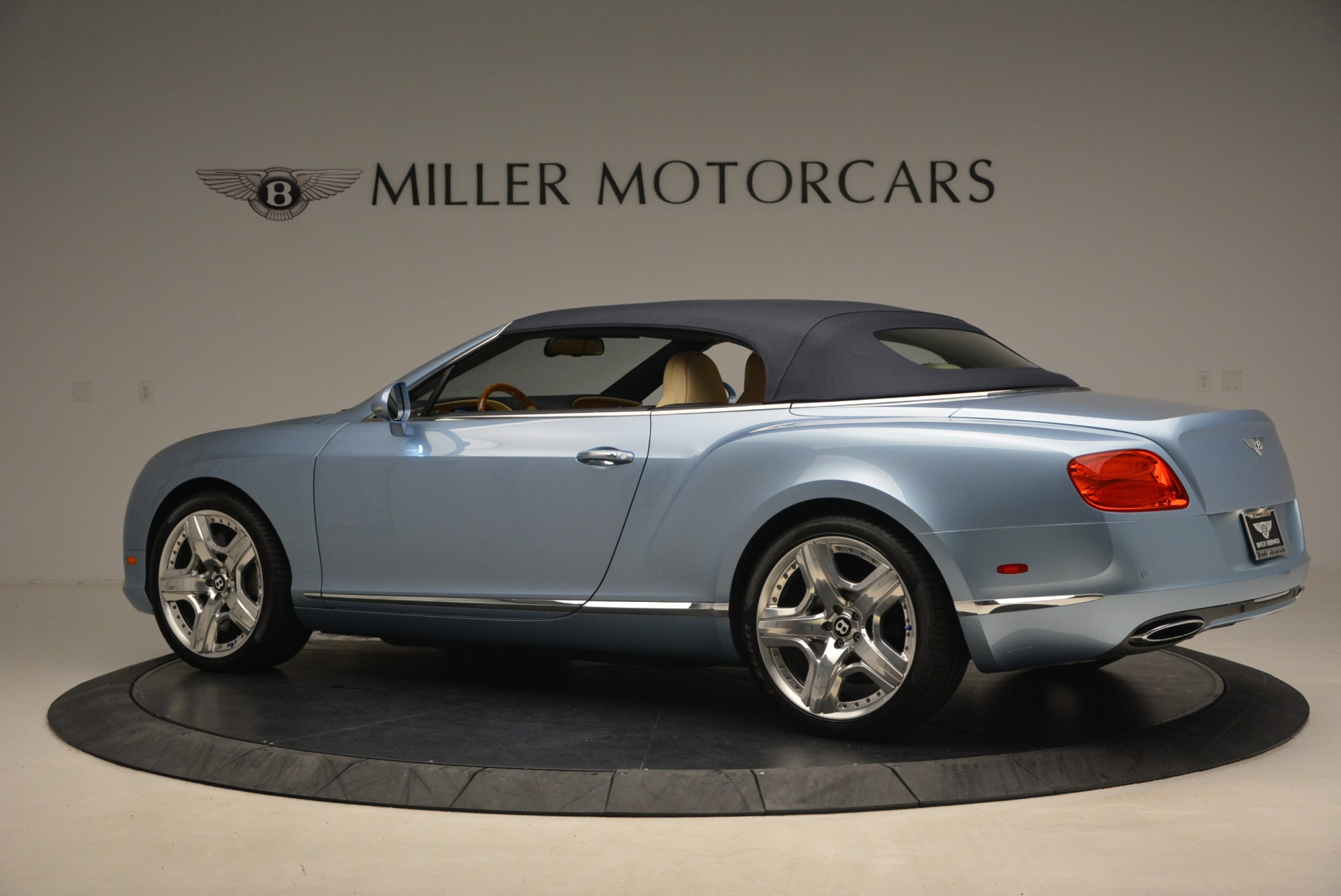 Used 2012 Bentley Continental GTC W12 For Sale In Greenwich, CT 1475_p16