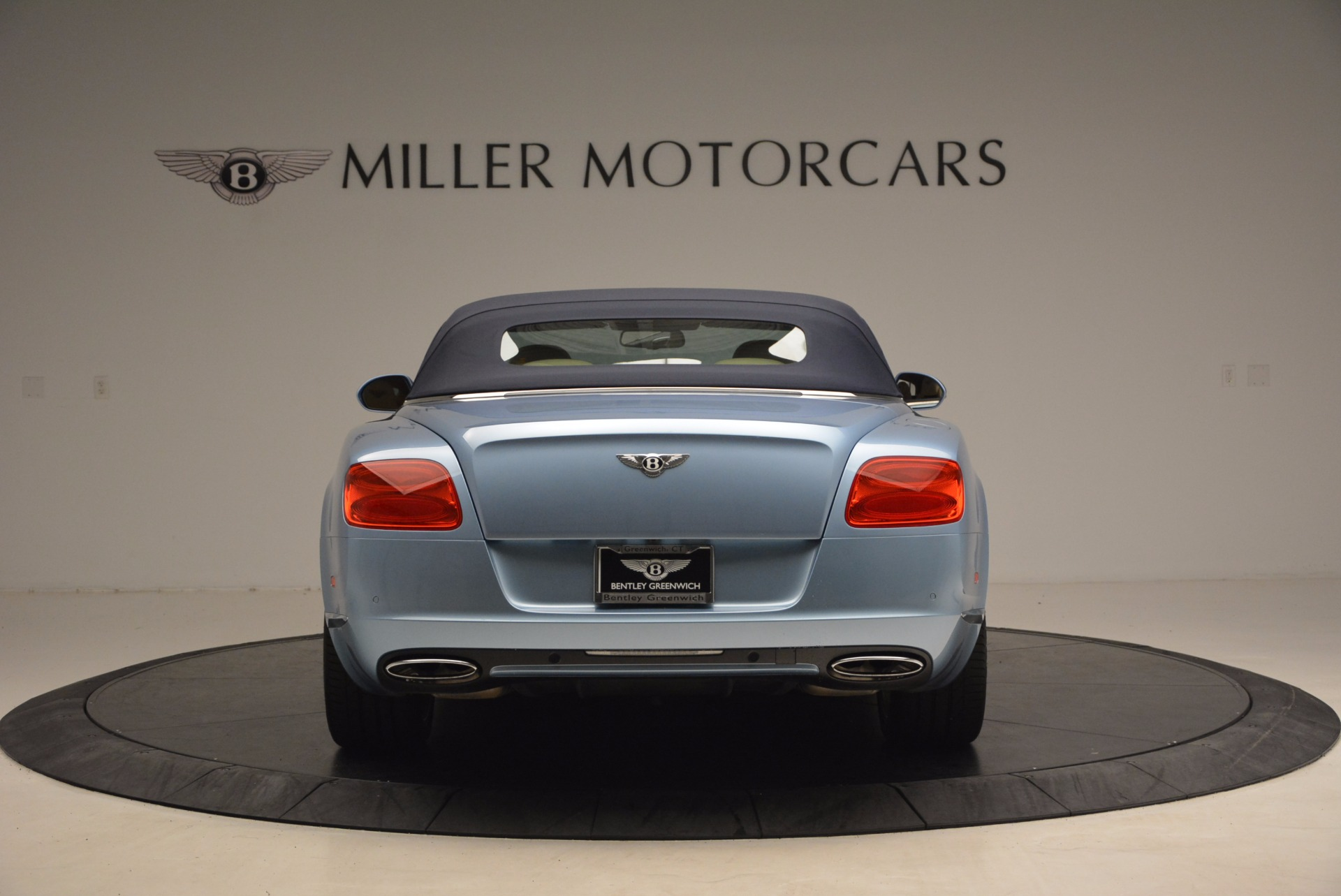 Used 2012 Bentley Continental GTC W12 For Sale In Greenwich, CT 1475_p18