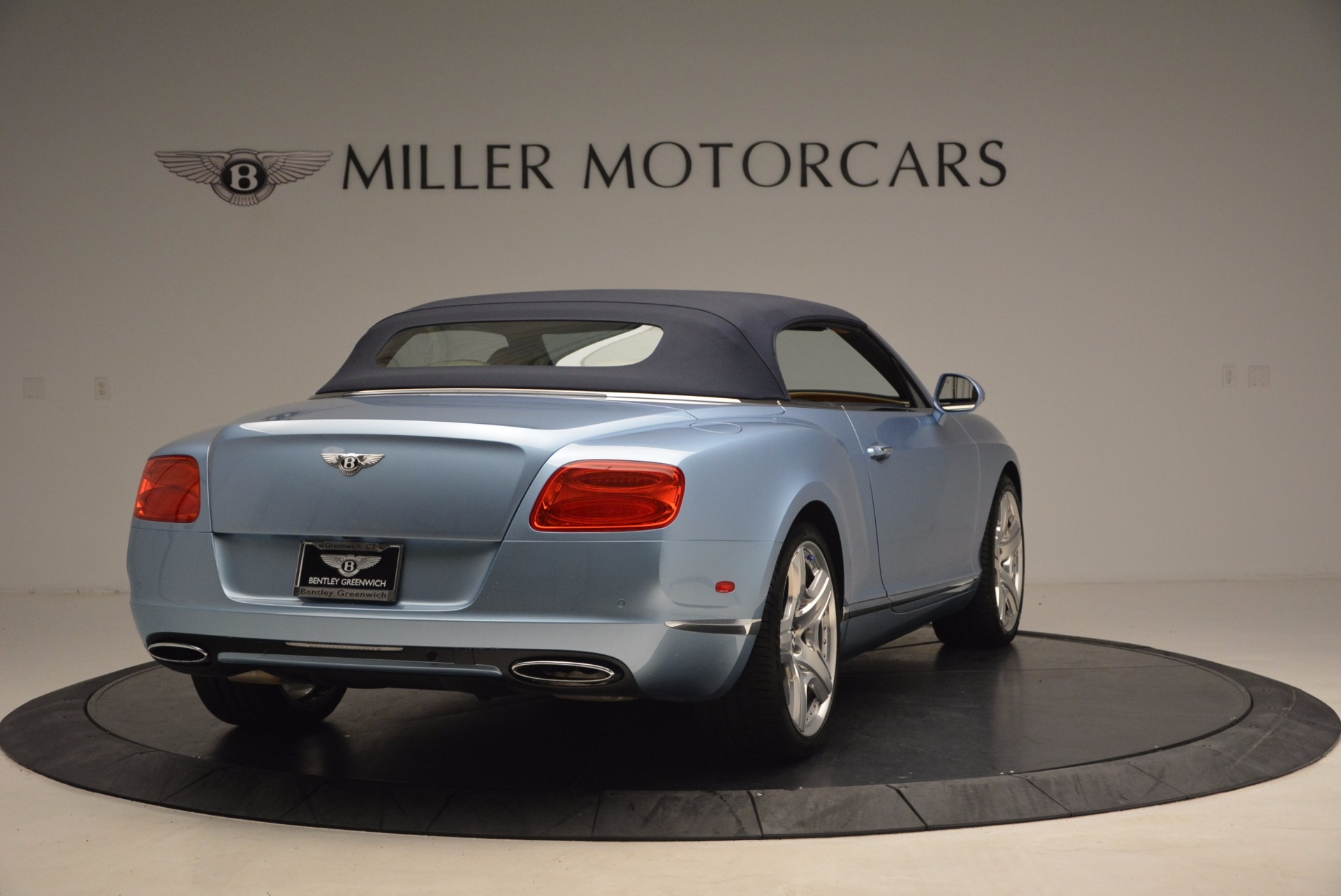 Used 2012 Bentley Continental GTC W12 For Sale In Greenwich, CT 1475_p19